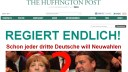 Deutschland, Huffington Post, Newsportal