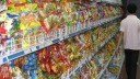 Supermarkt, Lebensmittel, Regal