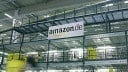 Amazon, Logo, Versandhandel, Logistikzentrum