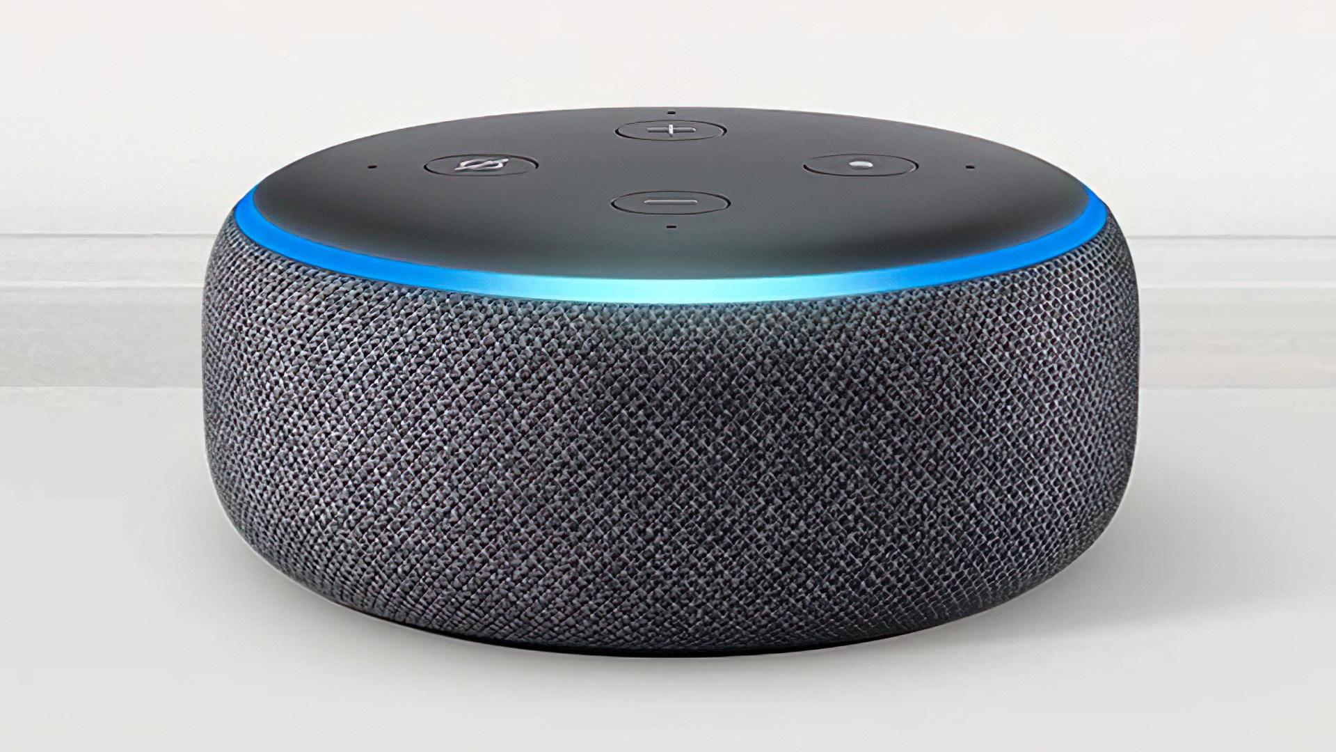 Amazon, Sprachassistent, Sprachsteuerung, Spracherkennung, Lautsprecher, Alexa, Smart Home, Amazon Echo, Echo, speaker, Smart, Echo Dot, Echo Dot 3