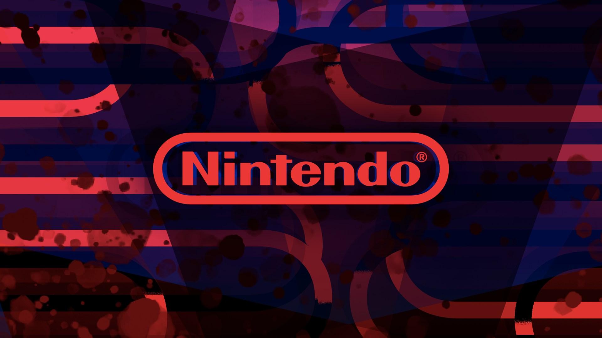 Gaming, Konsole, Logo, Nintendo, Spielekonsole, Spielekonsolen, Nintendo Switch, Switch, Nintendo Konsole, Rot, Nintendo Logo