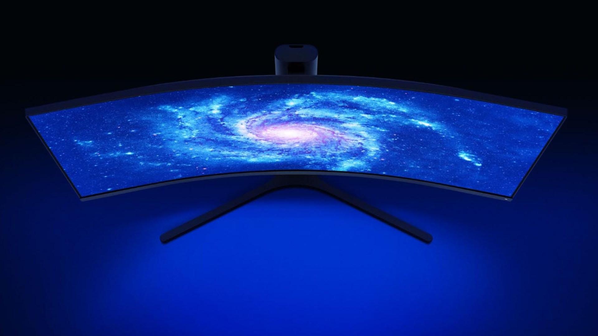 Gaming, Spiele, Display, Xiaomi, Bildschirm, Monitor, LCD, curved, Freesync, 144 Hertz, Xiaomi Mi Curved Gaming Monitor, 1500R