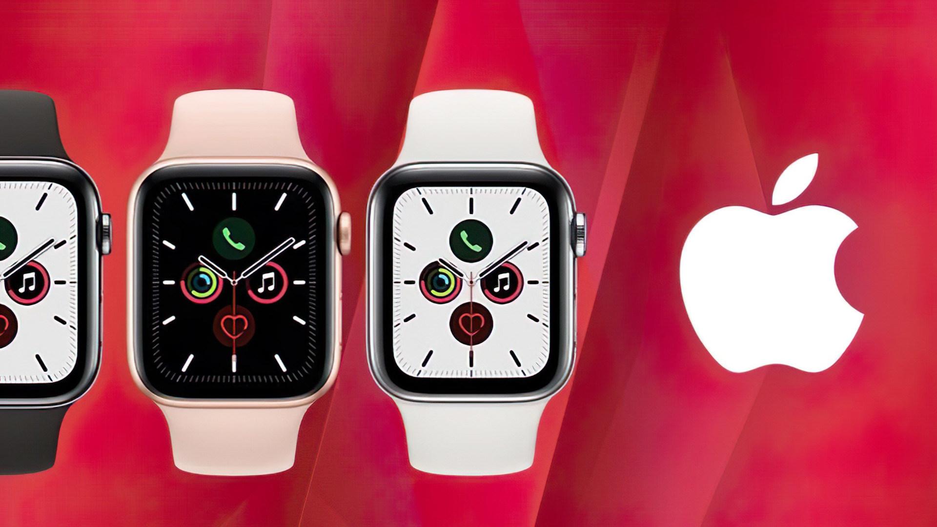 Apple, Logo, smartwatch, Wearables, Apple Watch, iWatch, Apple iWatch, Apple Smartwatch, Apple Watch Series 4, Apple Watch Series 5, Apple Watch 5, Apple Watch 4