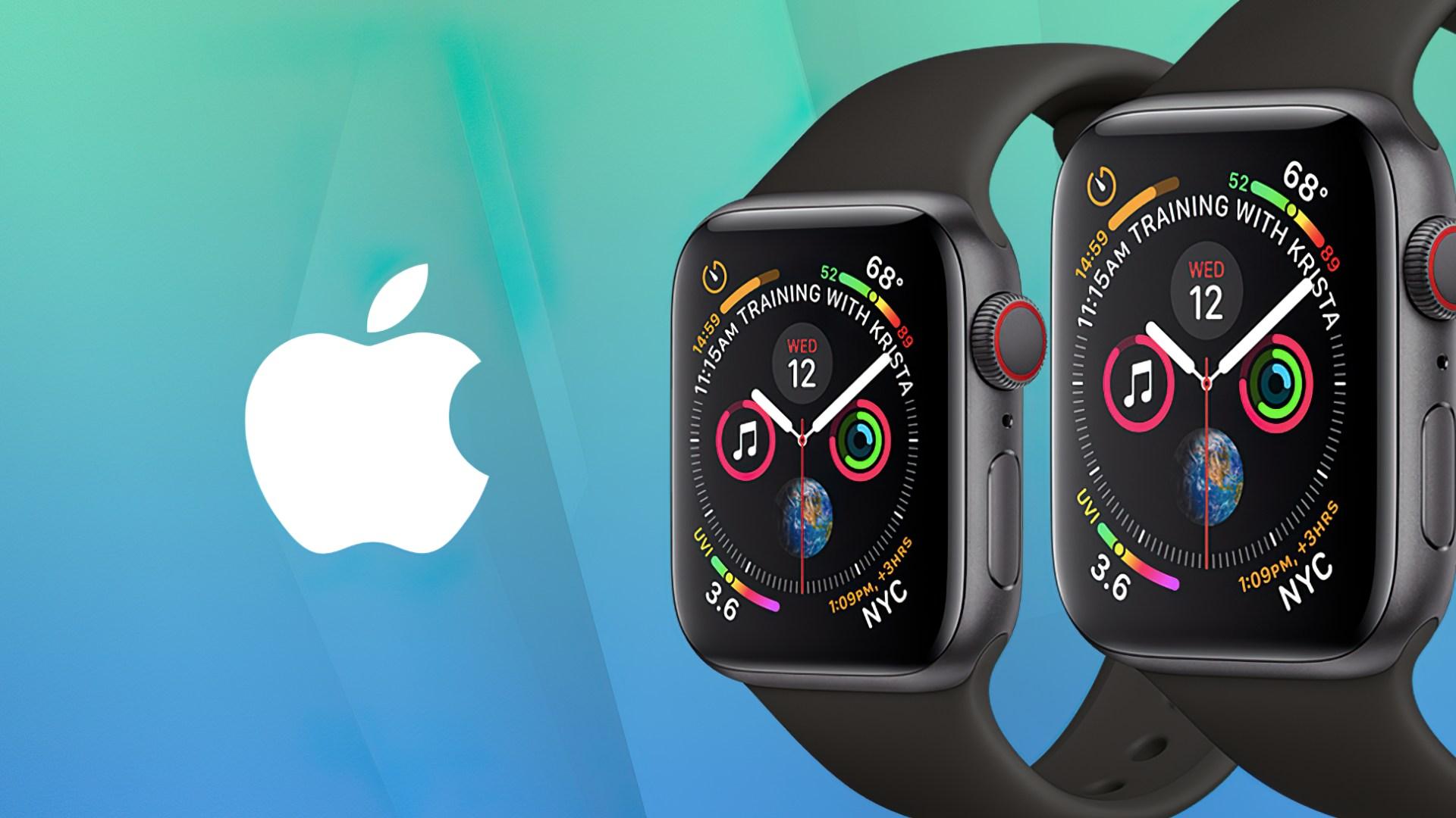 Apple, Logo, smartwatch, Apple Watch, iWatch, Apple iWatch, Apple Smartwatch, Apple Watch Series 5, Apple Logo, Apple Watch Series 4, Apple Watch 5, Apple Watch 4