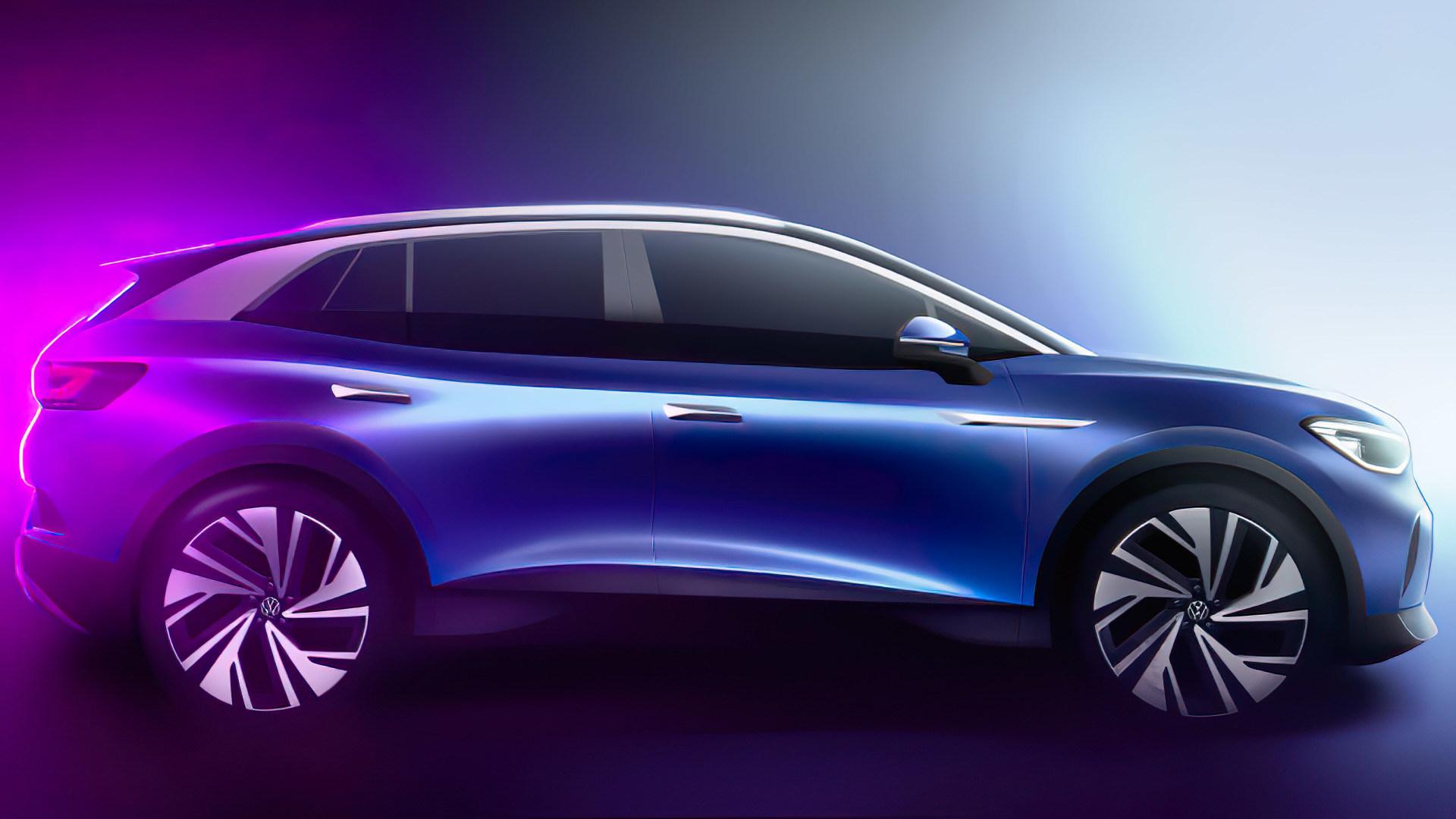 Elektromobilität, Elektroauto, E-Auto, Vw, volkswagen, ID.4, Volkswagen ID