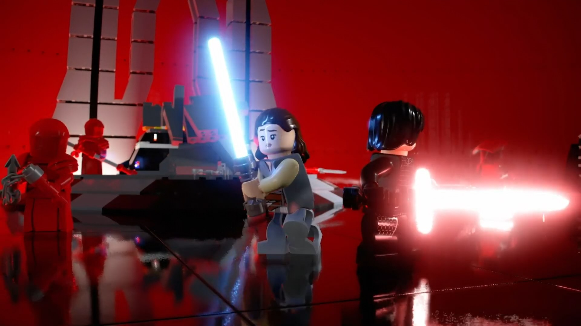 lego star wars, Die Skywalker Saga, Lego Star Wars: Die Skywalker Saga