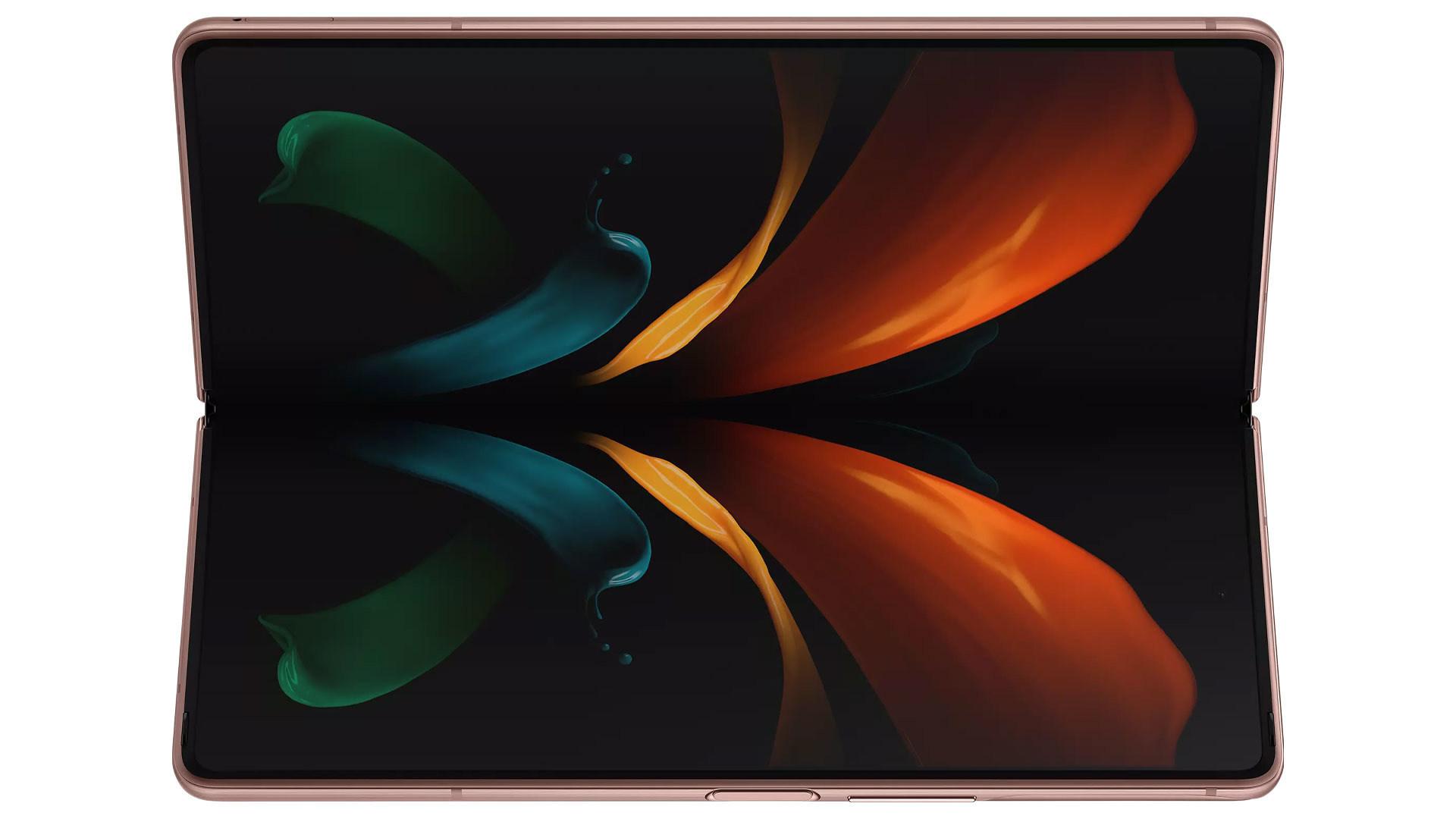 Smartphone, Samsung, Display, Galaxy, faltbar, Faltbares Display, Faltbares Smartphone, foldable, Samsung Galaxy Z Fold 2 5G, Fold