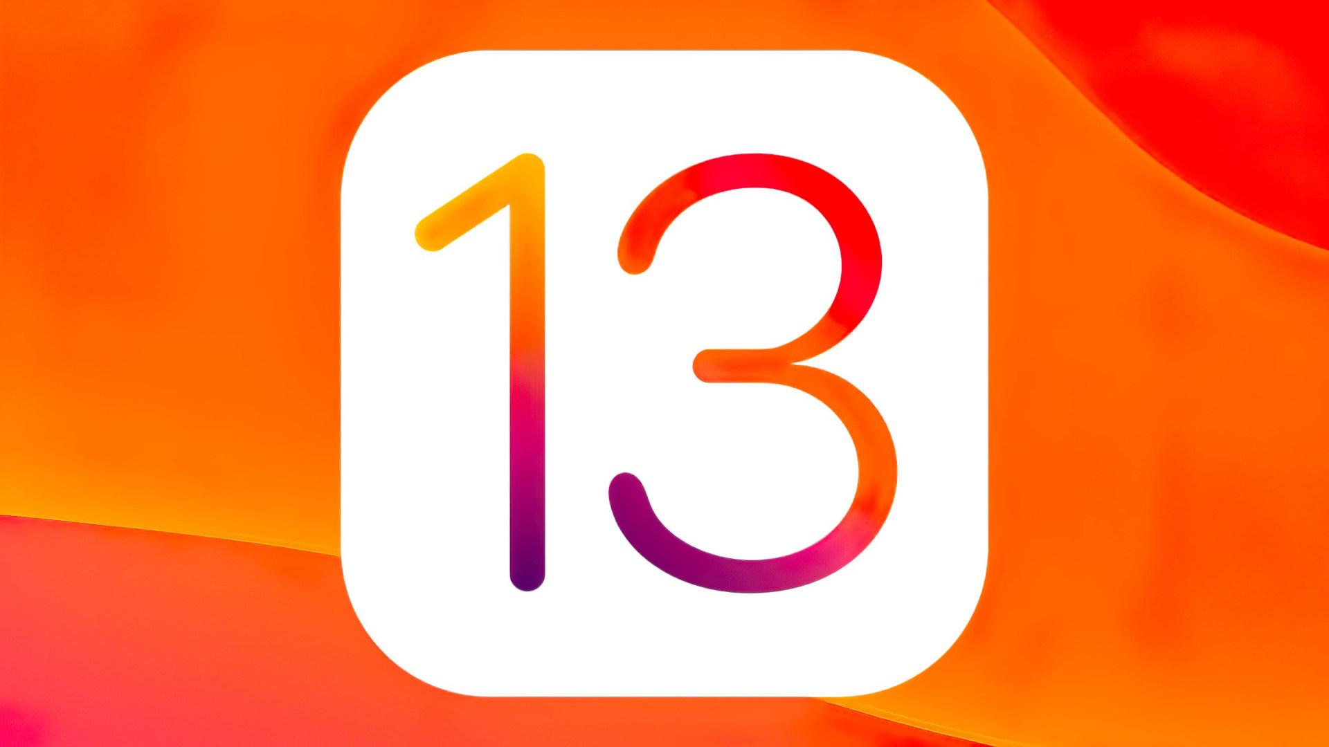 Betriebssystem, Apple, Iphone, Logo, Software, iOS 13
