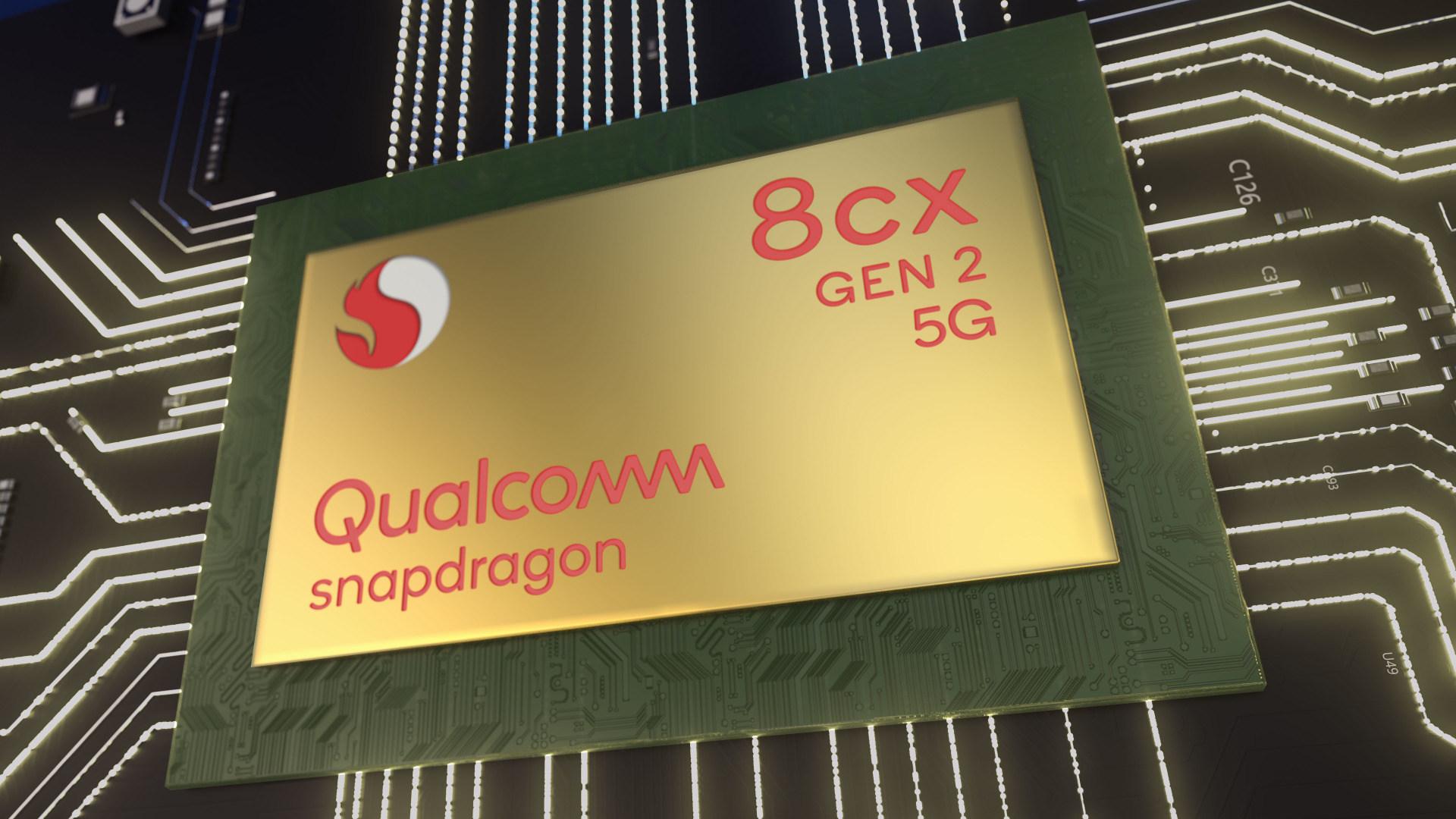 Prozessor, Cpu, Chip, Arm, SoC, Qualcomm, 5G, Prozessoren, Qualcomm Snapdragon 8cx, Snapdragon 8cx Gen 2