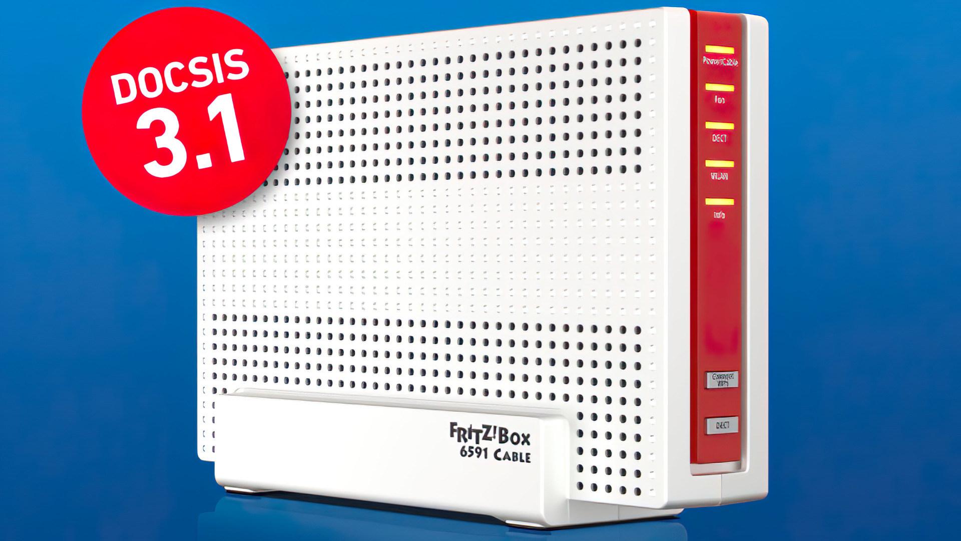 Avm, Fritzbox, FritzBox 6591 Cable