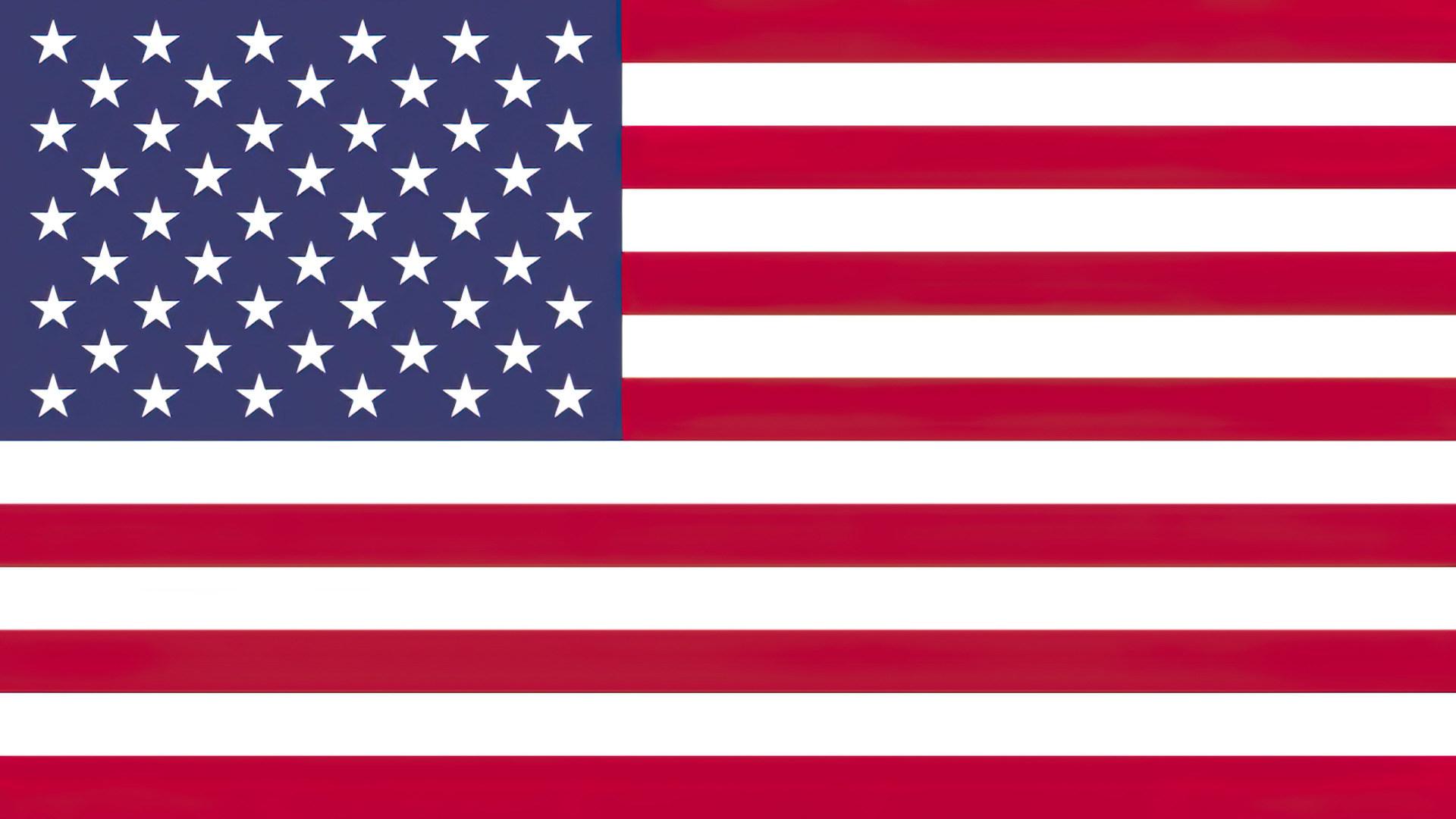 Usa, Flagge, Nationalflagge, Staatsflagge