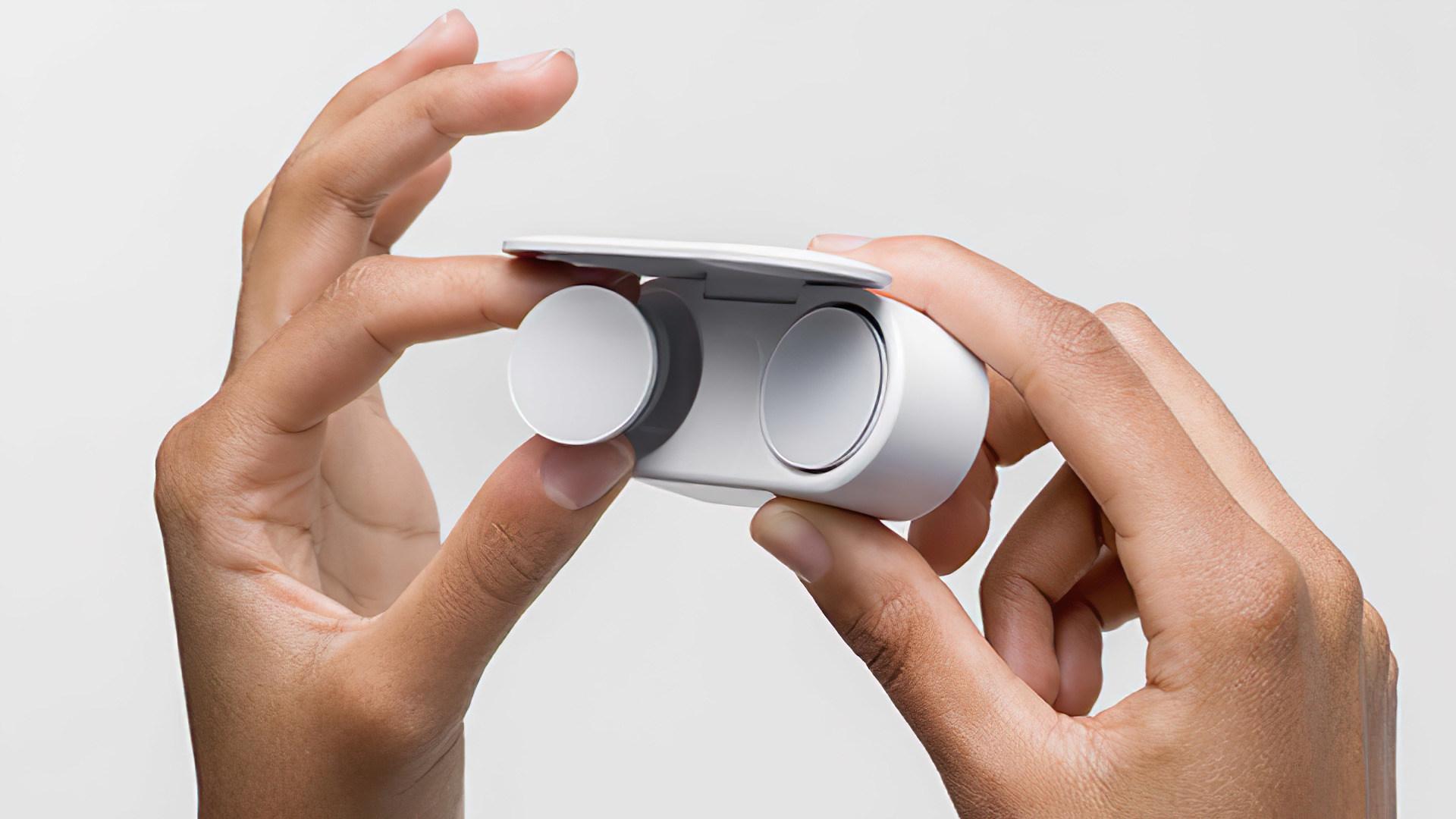 Microsoft, Surface, Kopfhörer, Surface earBuds