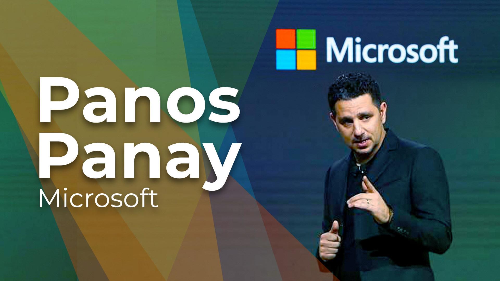 Microsoft, Surface, Microsoft Surface, Panos Panay, People, Leute, Microsoft Management