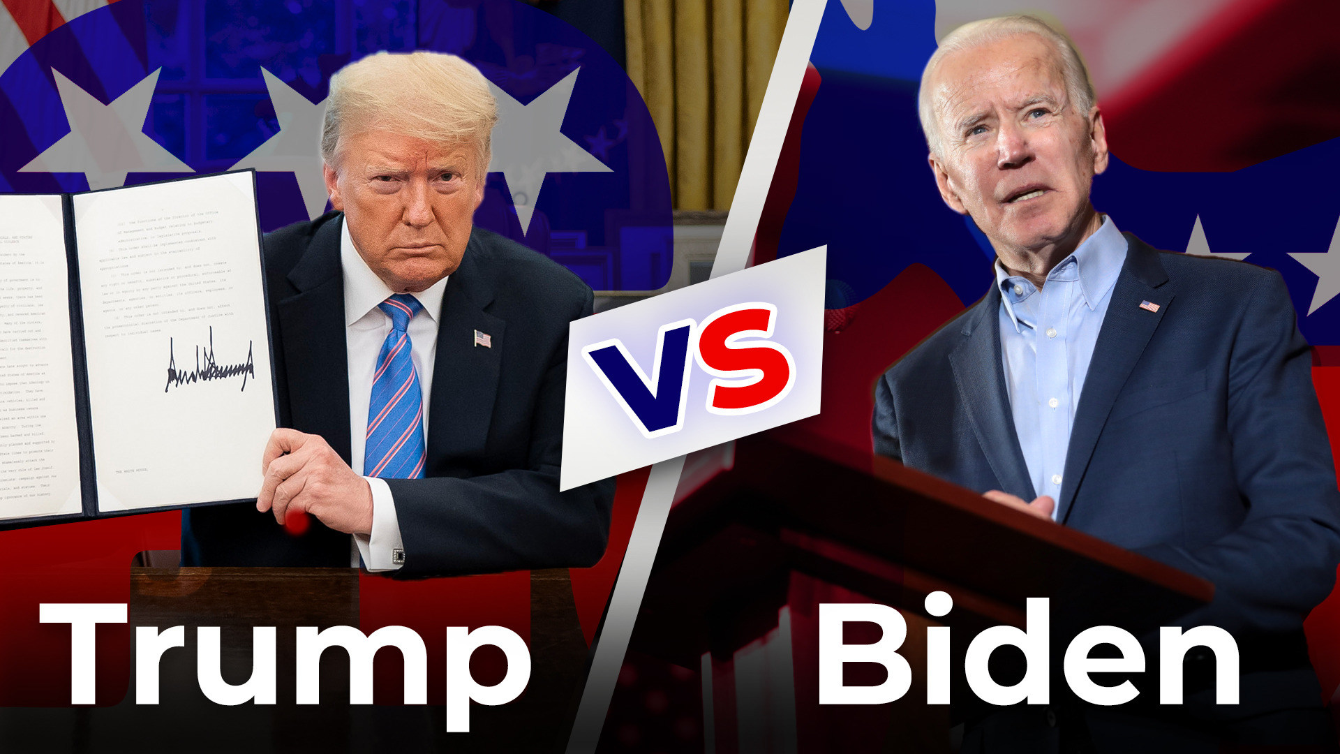 Usa, trump, Donald Trump, Präsident, US-Präsident, Weißes Haus, Versus, US-Wahl, US-Wahlen, US-Wahlen 2020, USA 2020, Joe Biden, Trump vs Biden, Donald Trump vs Joe Biden, Donald vs. Joe