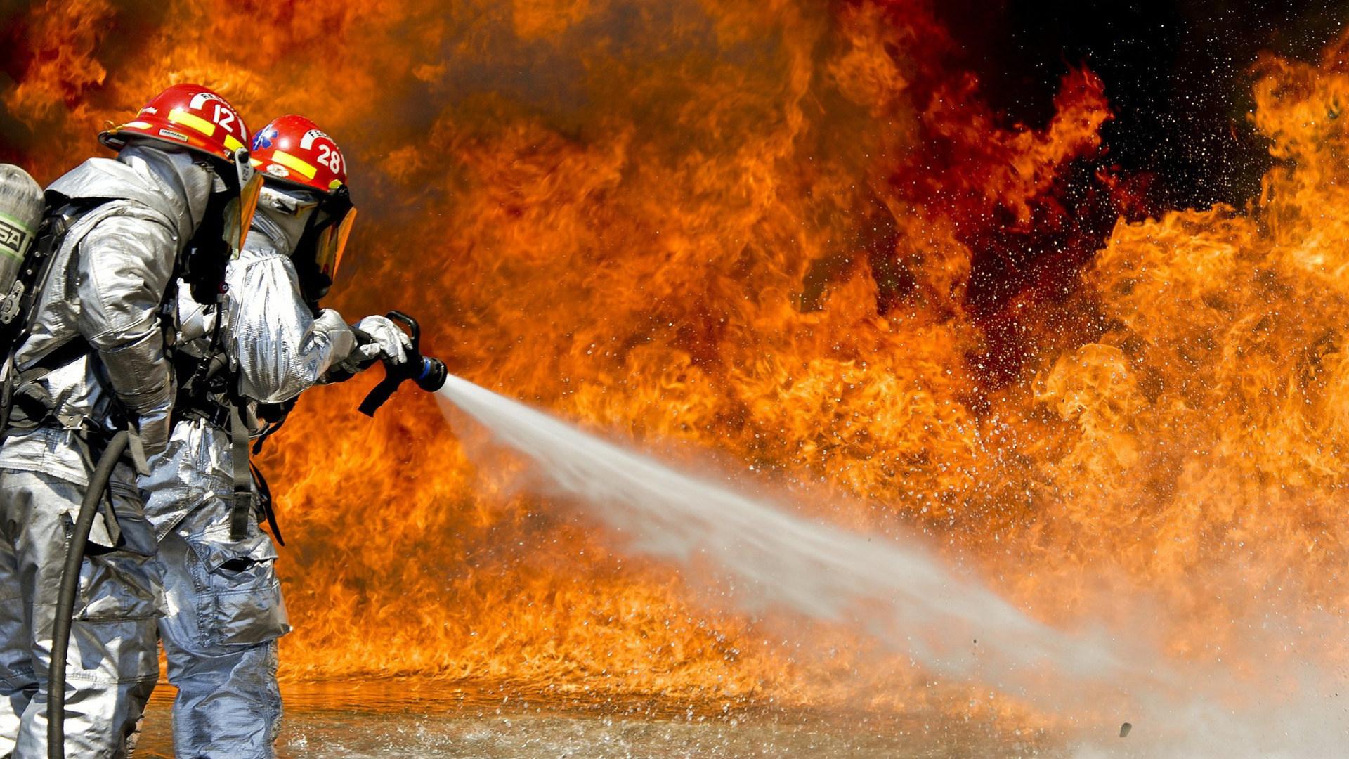 Feuer, Brand, Explosion, Brandgefahr