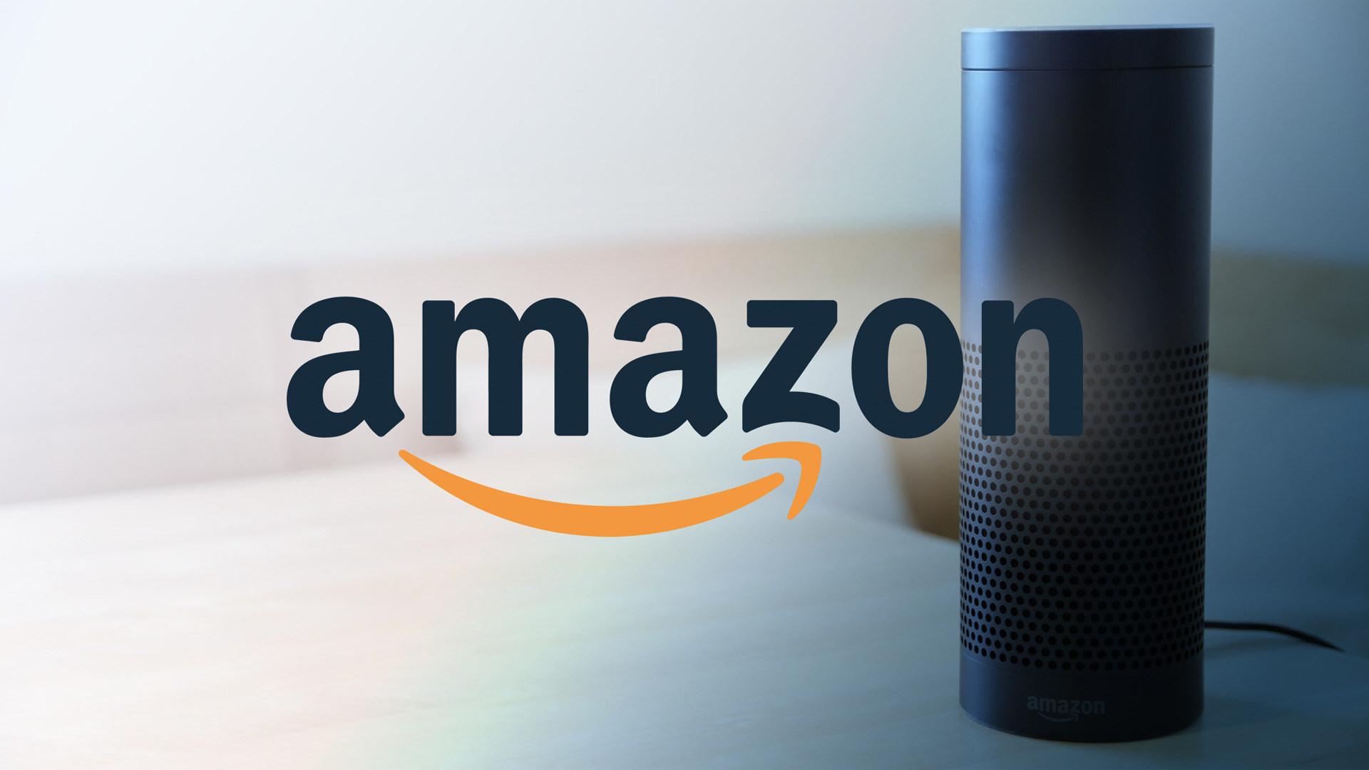 Amazon, Alexa, Amazon Echo, Echo, Amazon Logo, Amazon Echo 2