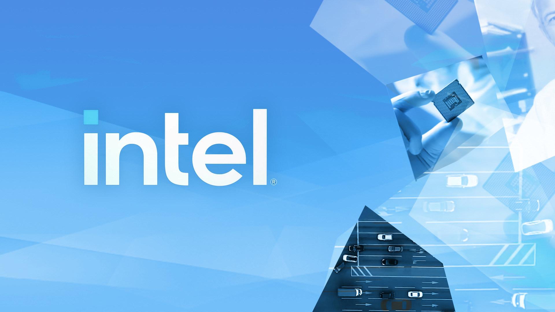 Intel, Logo, Intel Logo, Neues Intel Logo, Intel Logo 2020