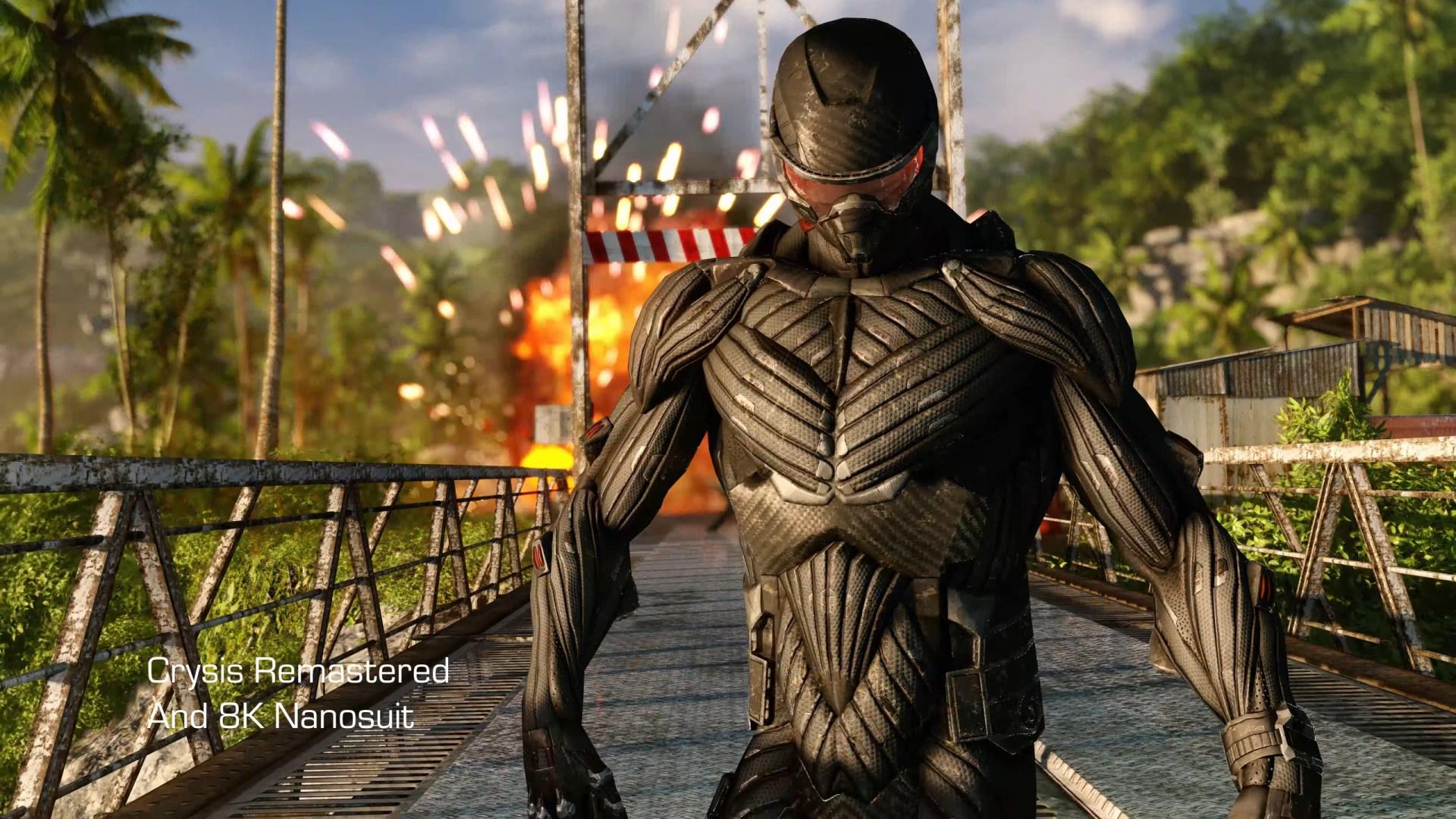 Trailer, Ego-Shooter, Crytek, Crysis, Crysis Remastered