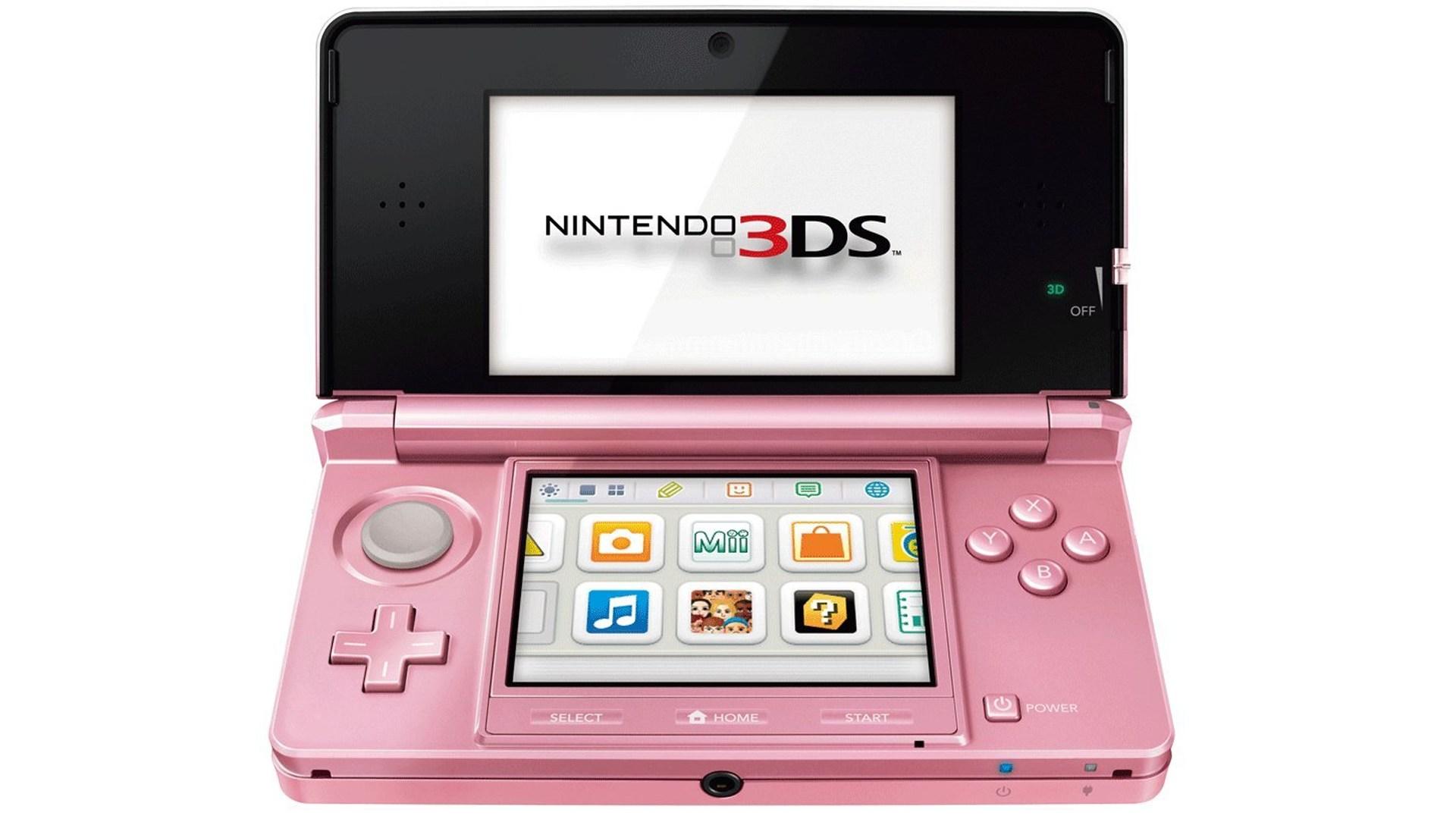 Nintendo, Spielekonsole, Handheld, 3ds