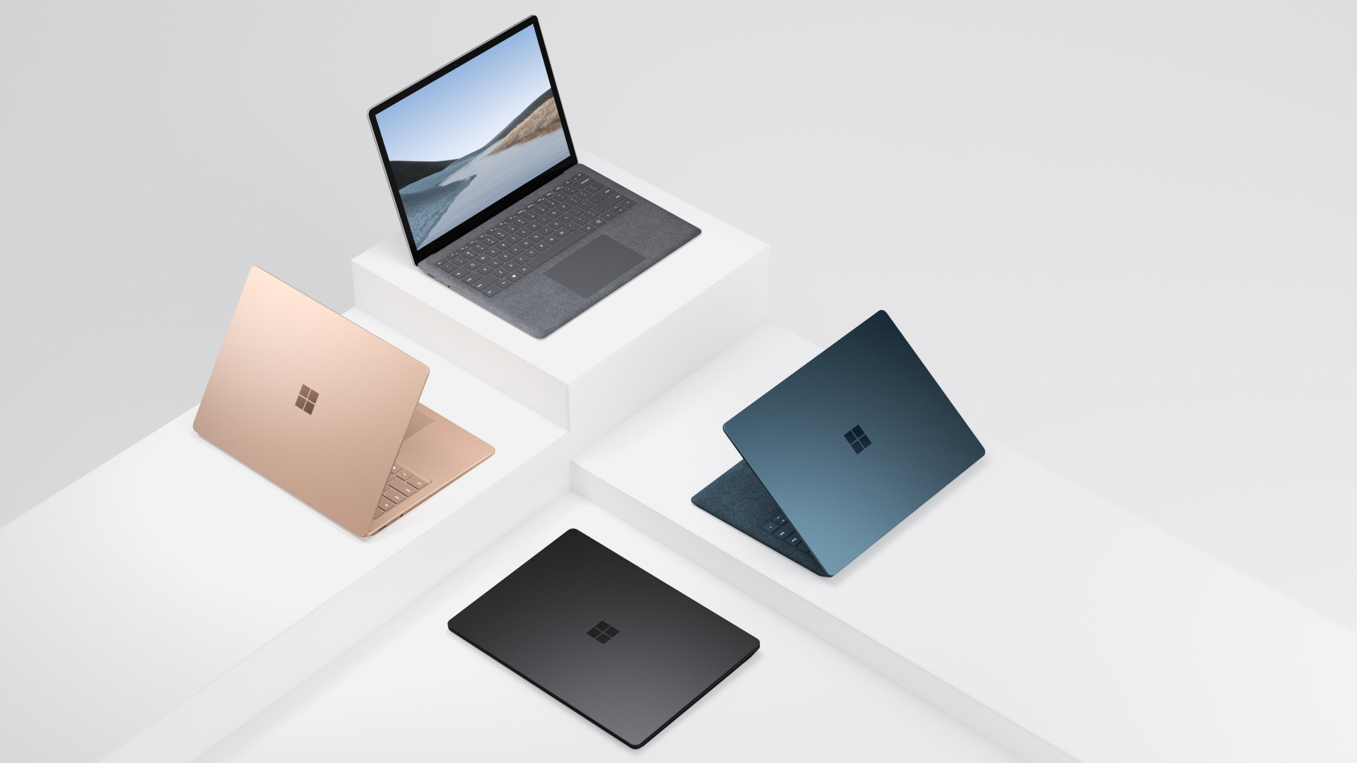 Microsoft, Surface, Tablets, 2-in-1, Notebooks, Laptops, Surface Laptop 3, Surface Pro 7