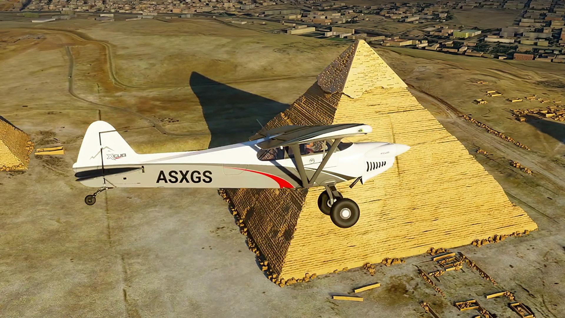 Microsoft, Trailer, Gaming, Spiele, Video, Games, flugsimulation, Flight Simulator 2020, Flugsimulator, Afrika, Flugzeuge, Around the World