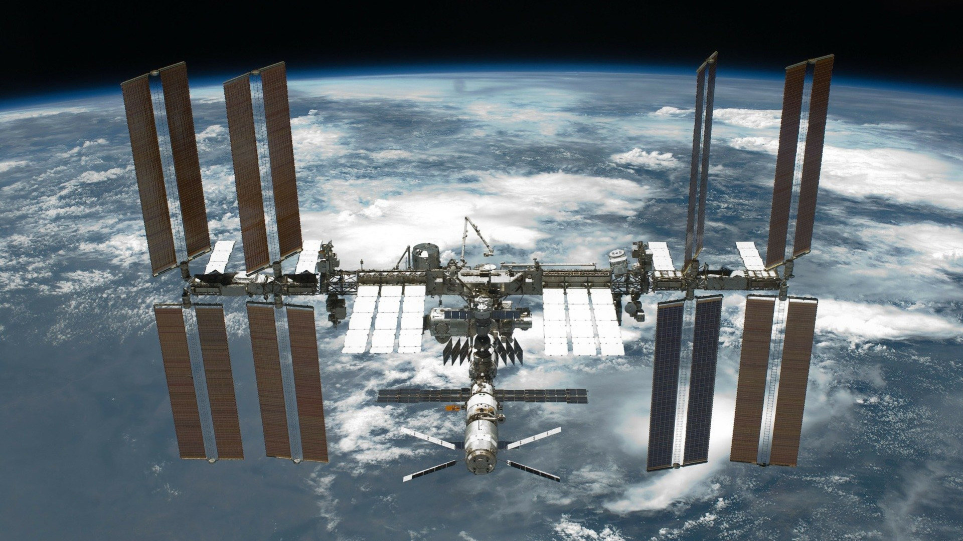 Nasa, Iss, Raumstation, International Space Station, internationale Raumstation