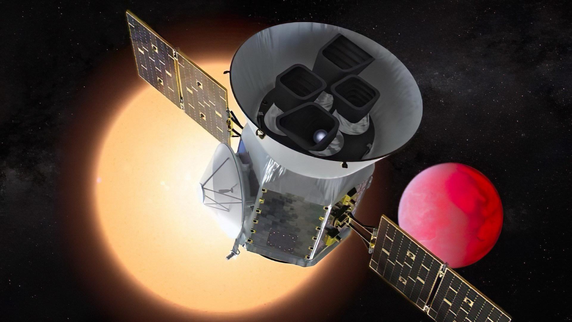 Nasa, Planet, exoplanet, TESS, Transiting Exoplanet Survey Satellite