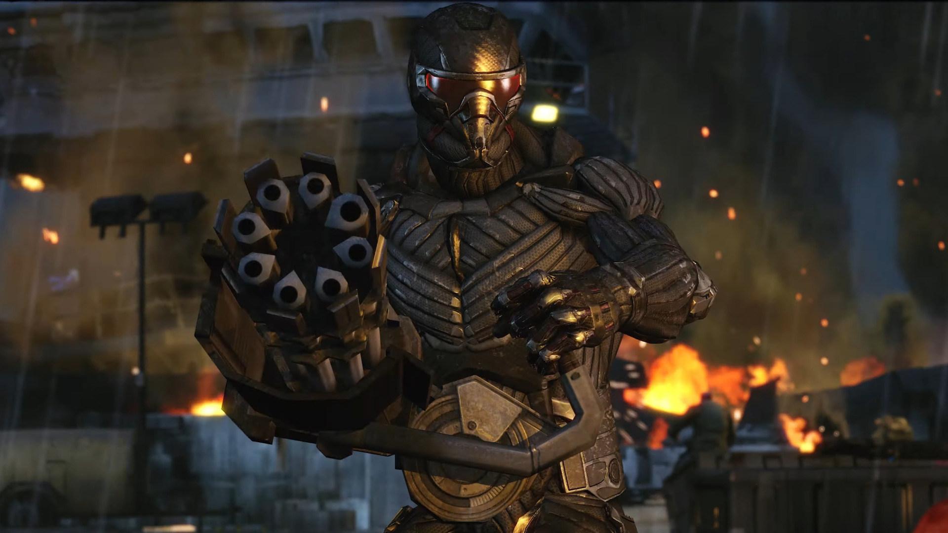Trailer, Ego-Shooter, Shooter, Crytek, Crysis, Crysis Remastered
