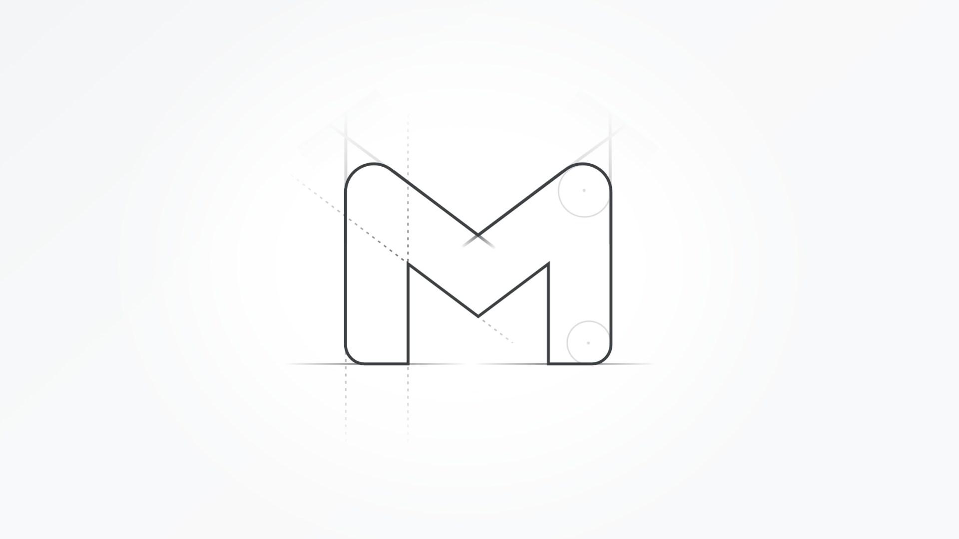 Logo, Design, E-Mail, Mail, Gmail, Google Mail