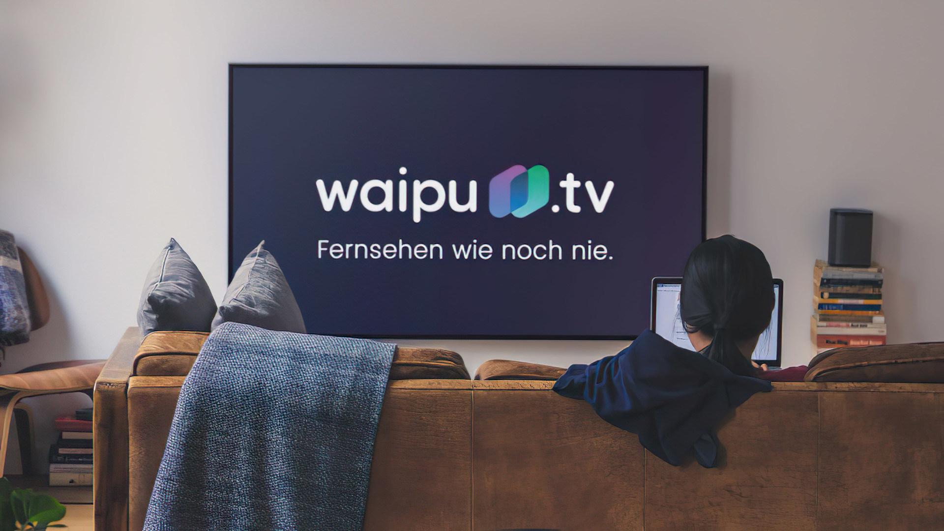 Streaming, Tv, Fernsehen, Waipu.tv, waipu