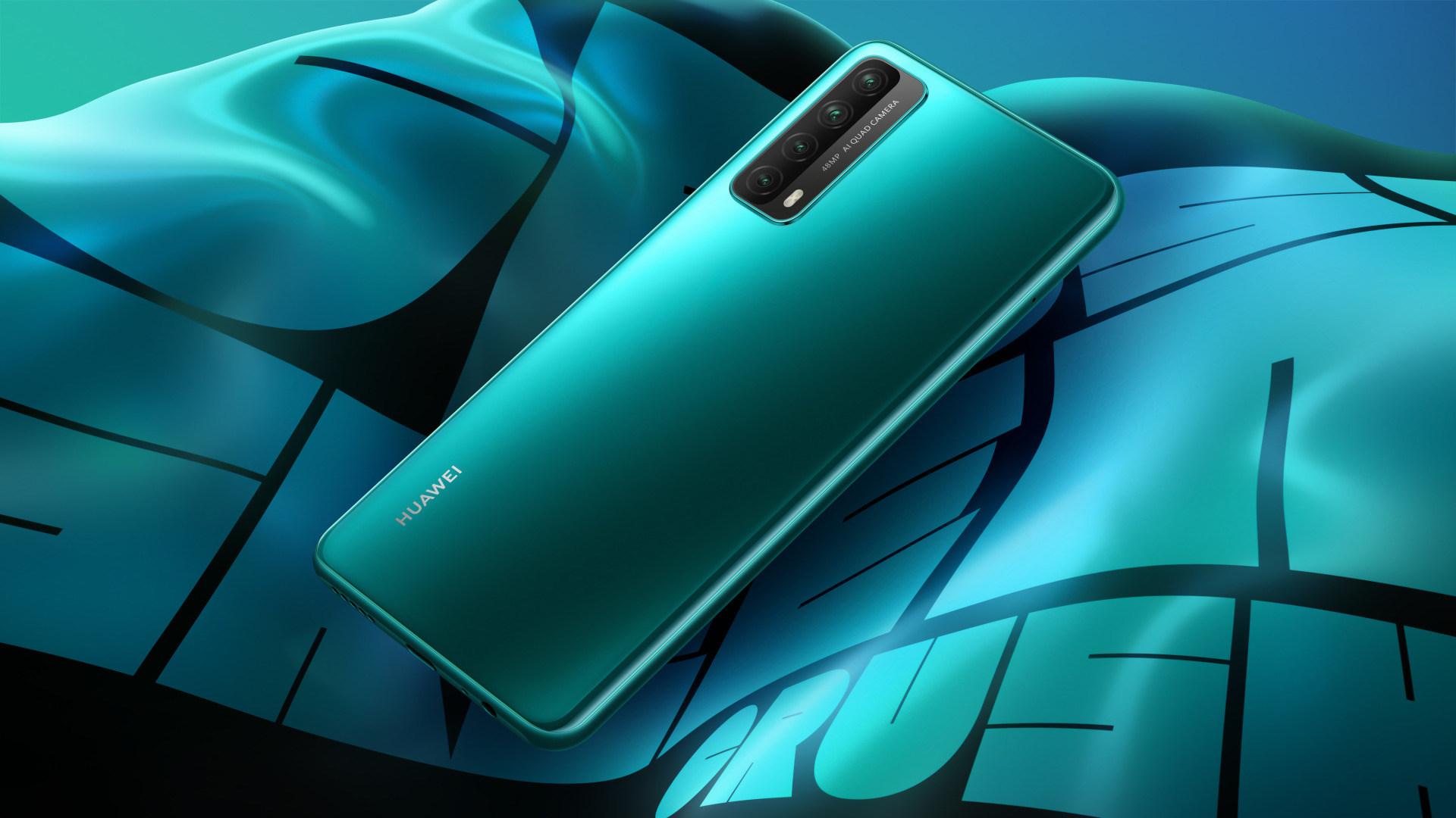 Smartphone, Huawei, Huawei Mobile Services, HMS, Huawei P Smart 2021