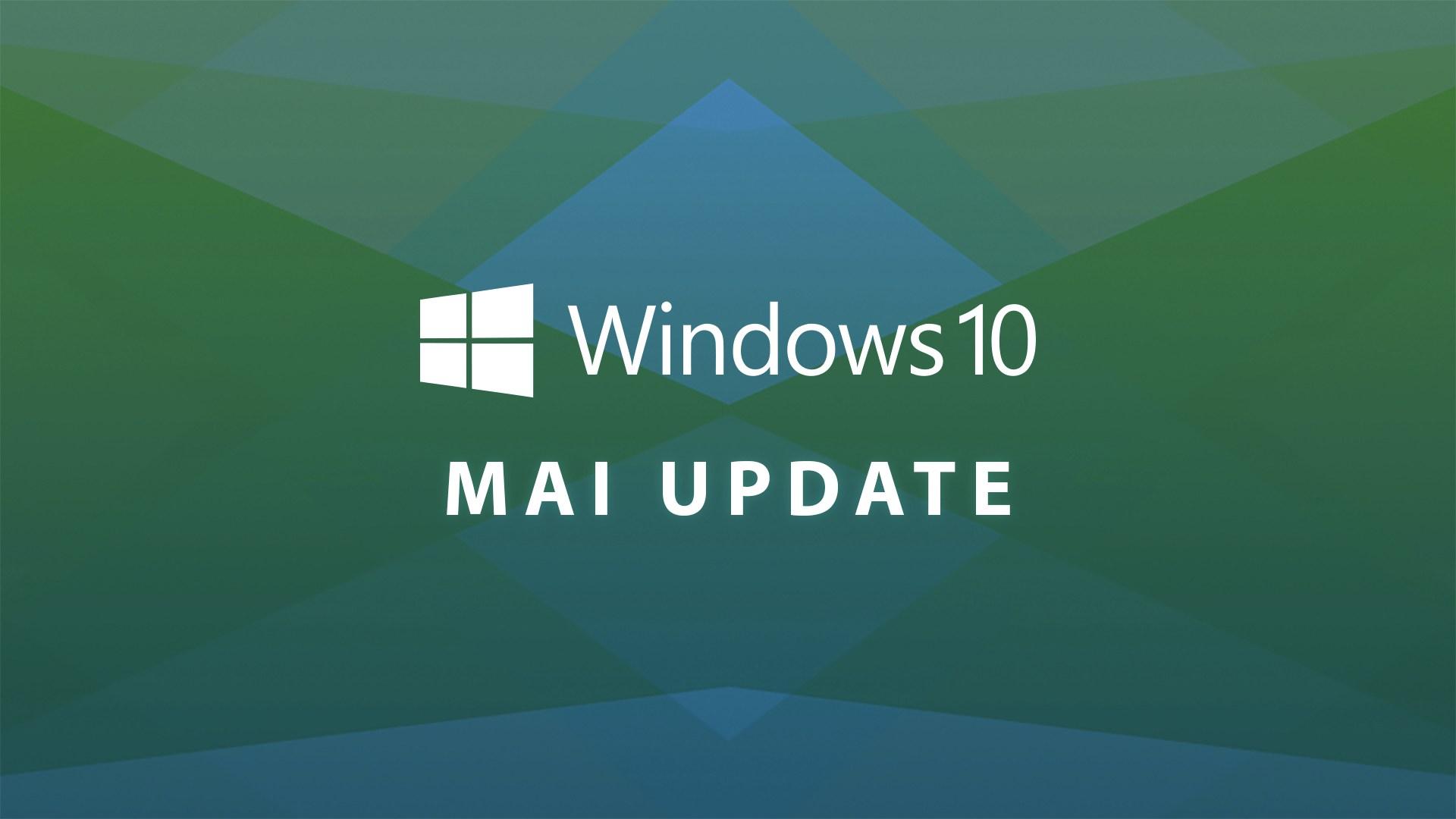 Windows 10, Windows 10 Mai Update, Windows 10 Version 2004, Windows 10 20H1, Version 2004, 739774