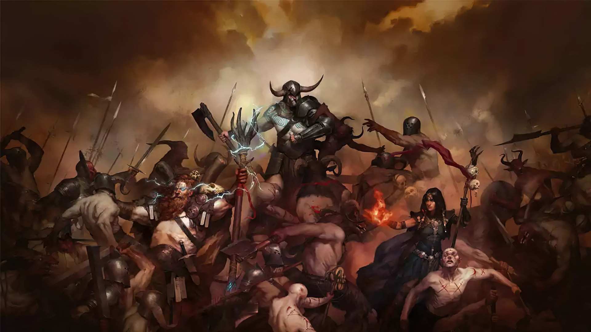 Blizzard, Diablo, Diablo 4, Blizzard Entertainment, Diablo IV