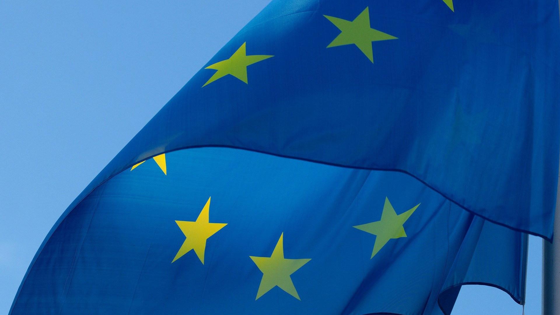 Eu, Europa, Europäische Union, Flagge, EU-Flagge