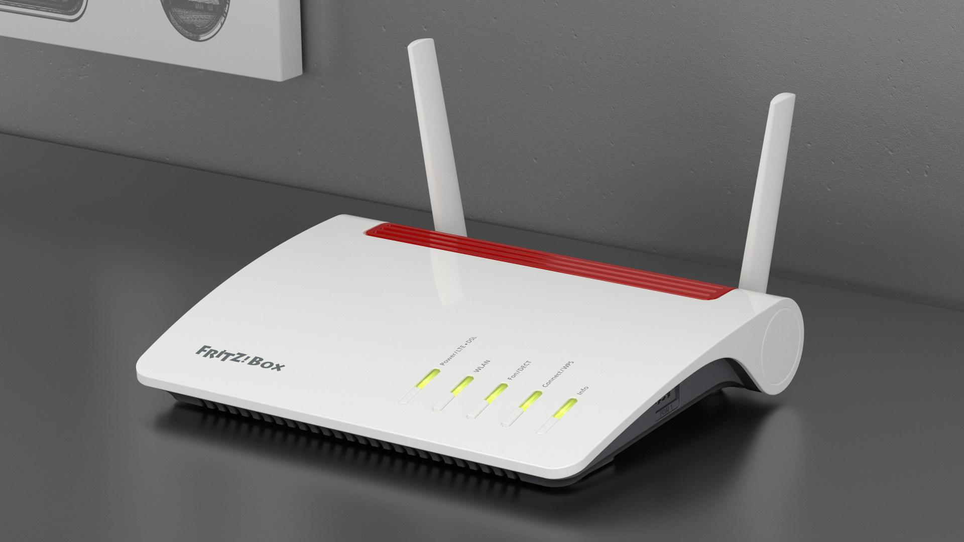 Router, Netzwerk, Avm, Fritzbox, FritzOS, Fritzbox 6890 LTE