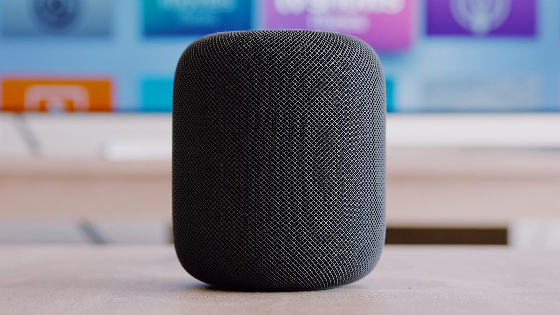 Apple, Audio, Lautsprecher, speaker, Homepod, Apple HomePod, Smart-Speaker, WLAN-Speaker