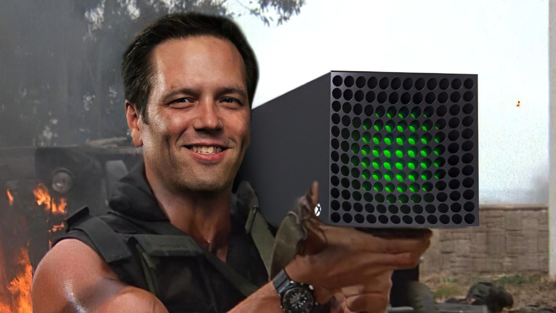 Xbox Series X, Phil Spencer, Meme, Witz, Witze