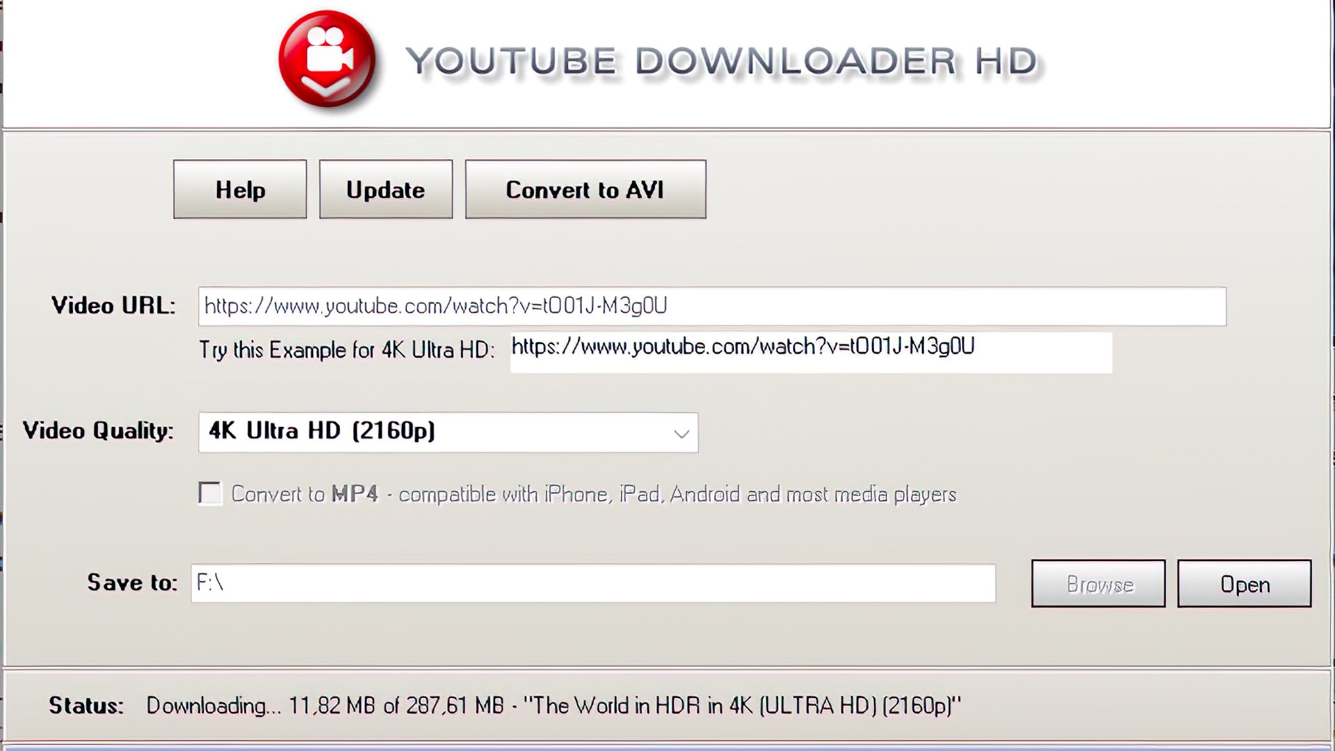 Youtube, video downloader, YouTube Downloader HD