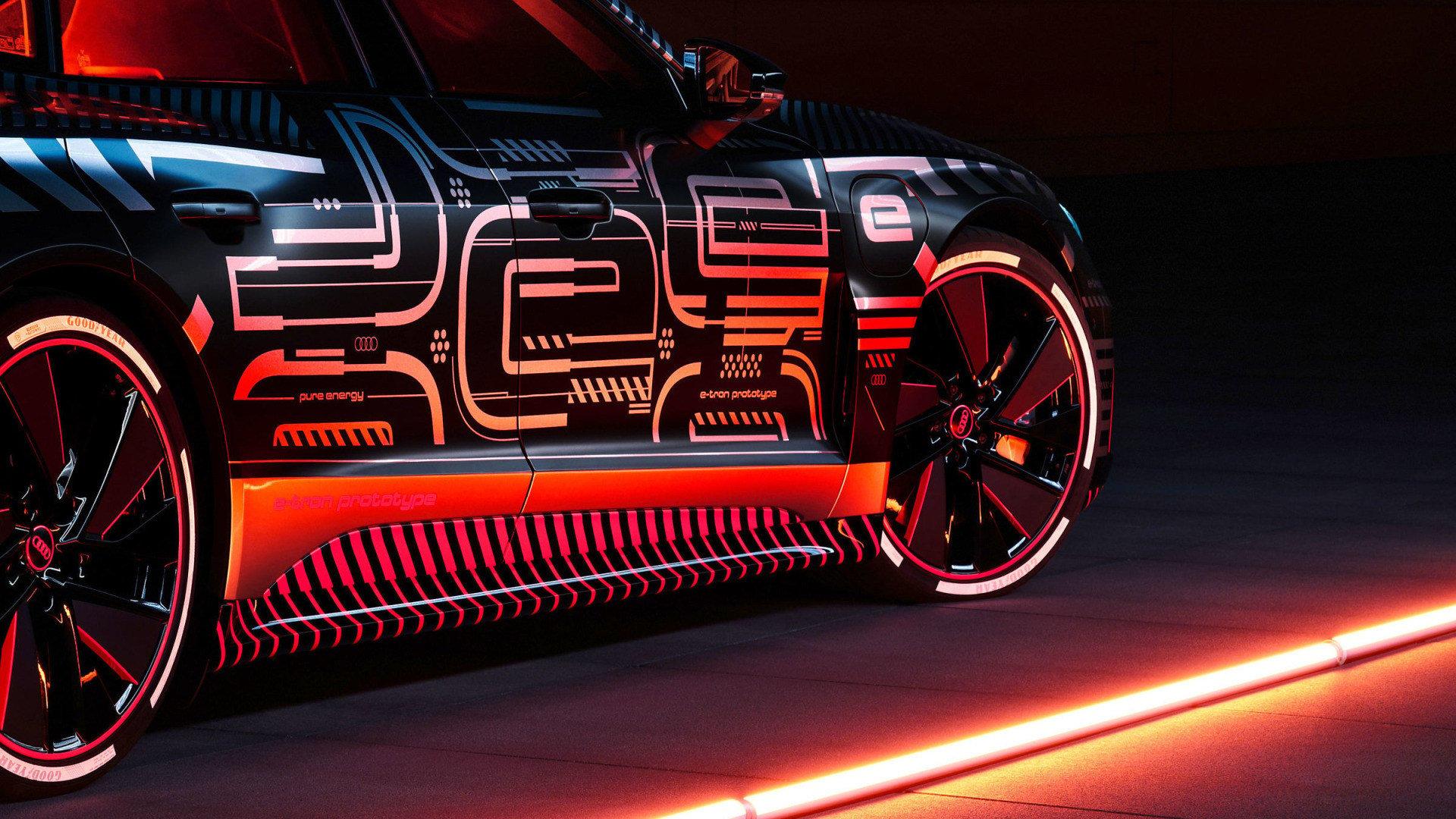 Elektroauto, E-Auto, Audi, Audi E-tron