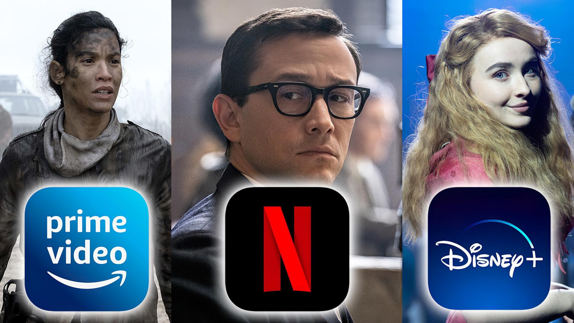 Streaming, Tv, Fernsehen, Netflix, Filme, Streamingportal, Serien, Videostreaming, Amazon Prime Video, Disney+, Kw 42, Video-Streaming-Dienst