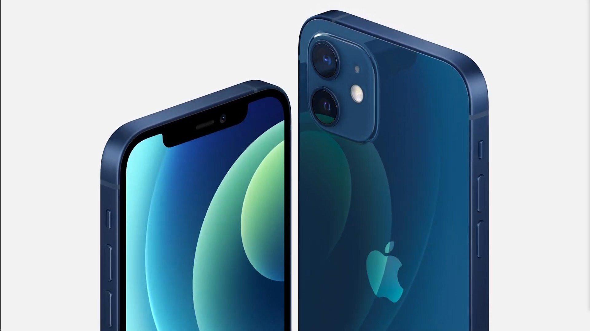Smartphone, Apple, Iphone, iPhone 12, iPhone 12 Mini