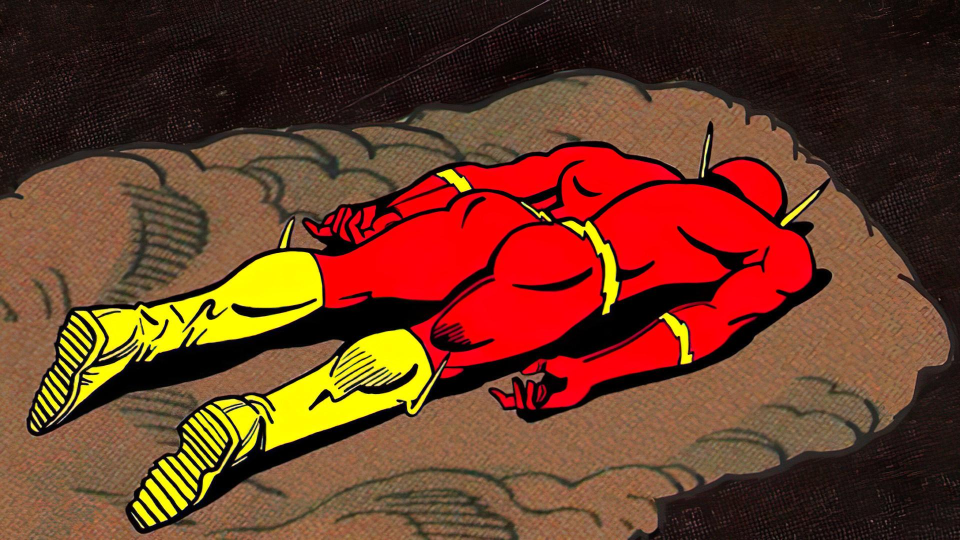 Flash, DC Comics, Comic