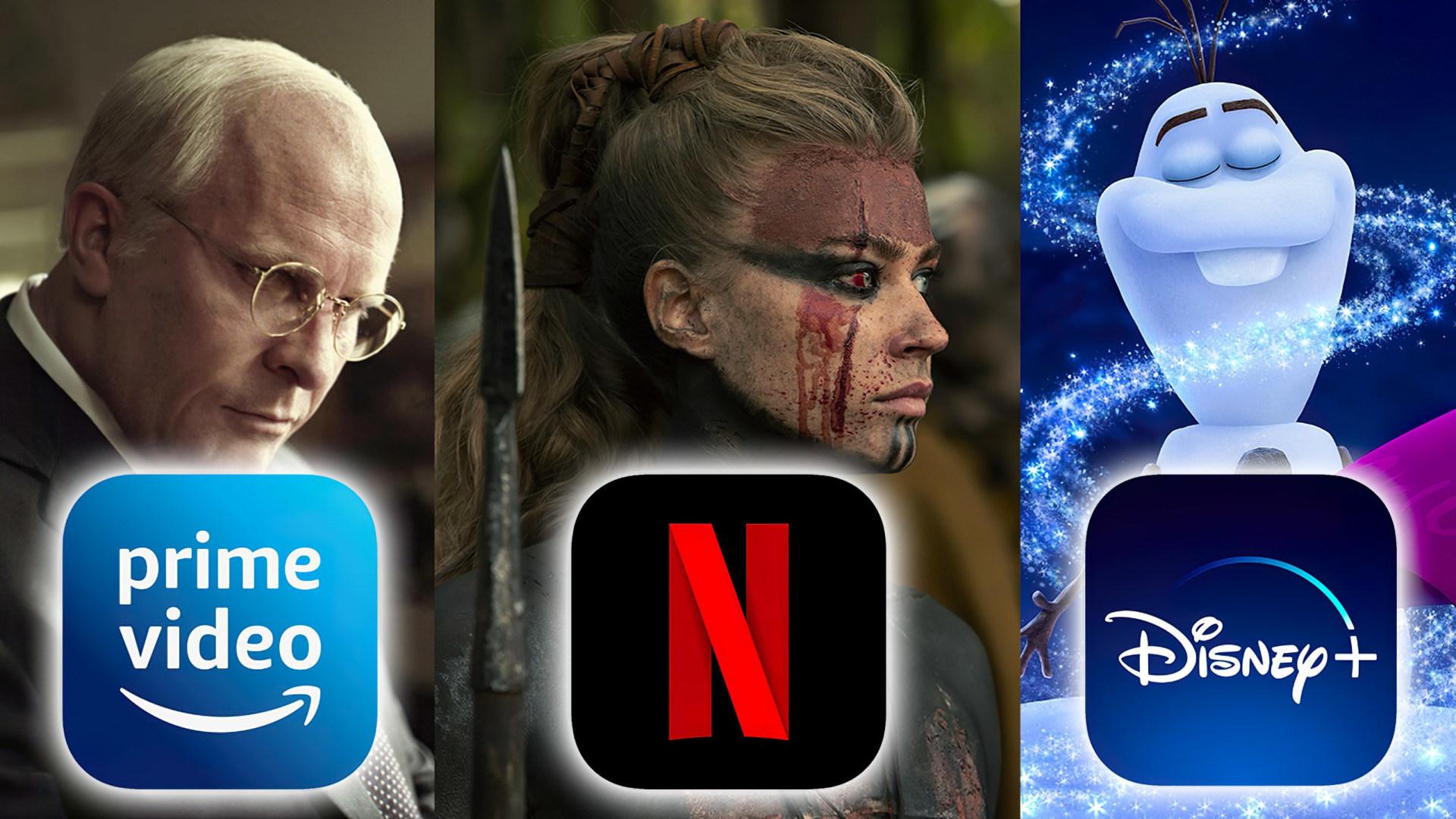 Streaming, Netflix, Filme, Serien, Amazon Prime Video, Disney+, Oktober 2020, Kw 43