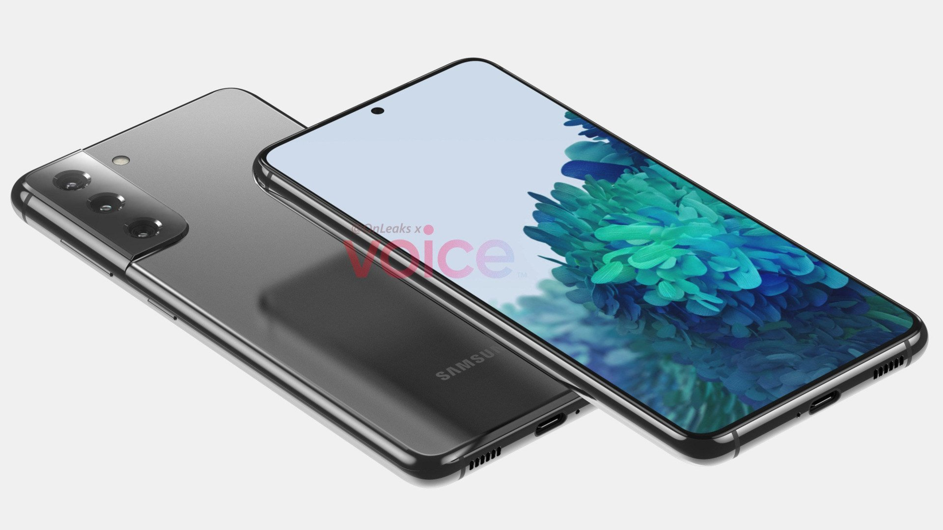 Smartphone, Samsung, Galaxy, Render, Triple-Cam, CAD, Samsung Galaxy S21