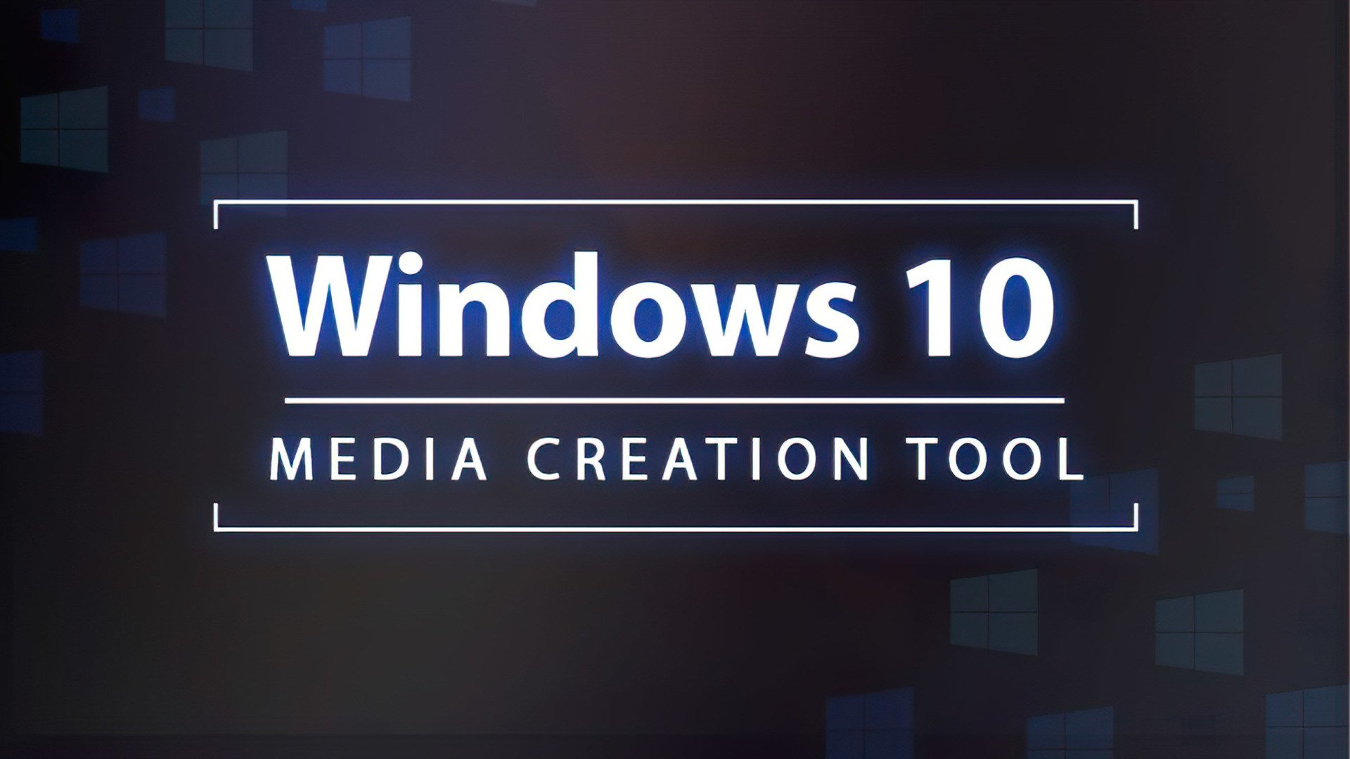 Windows 10, Media Creation Tool, MCT