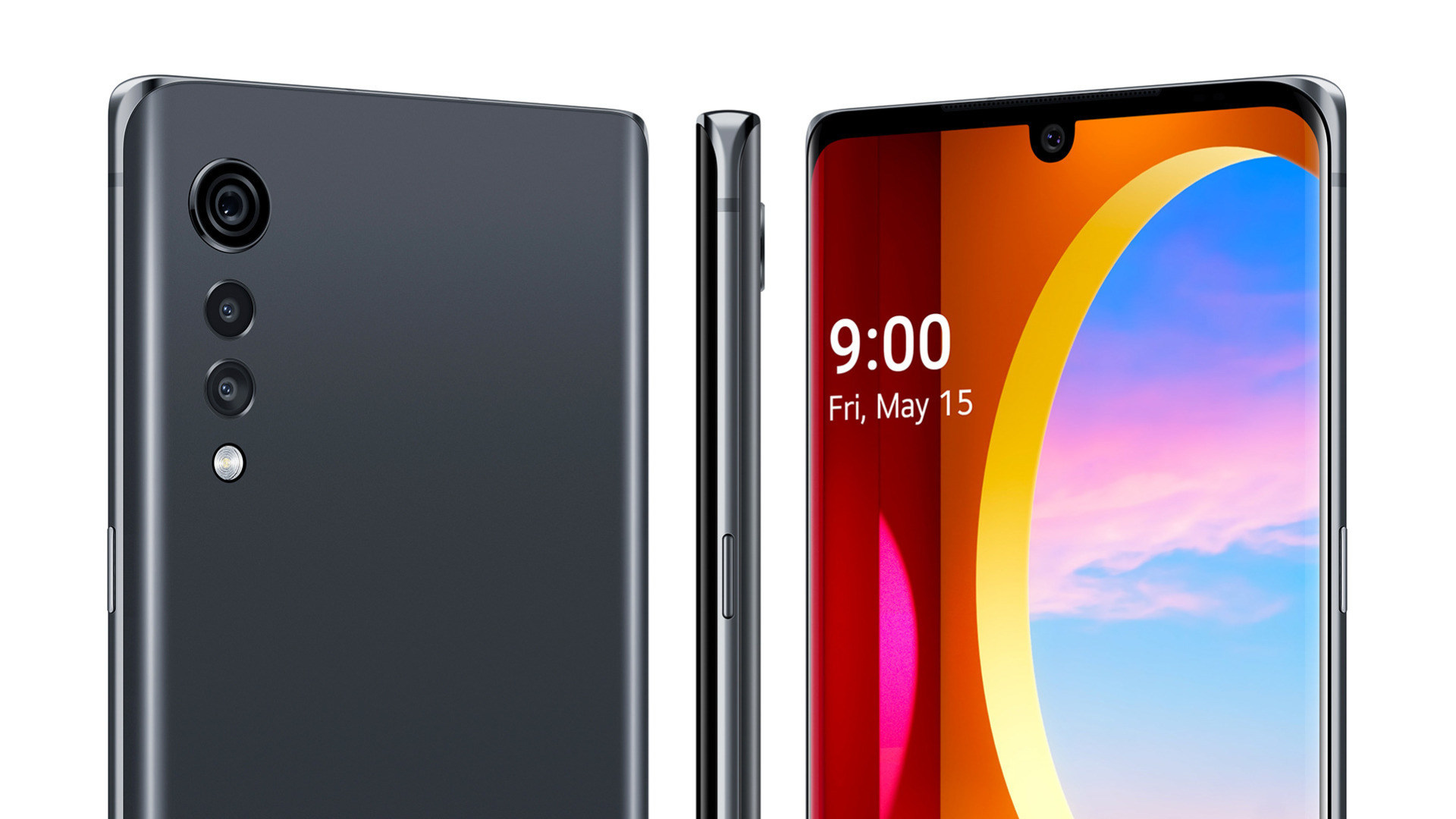 Smartphones, Display, LG, OLED, notch, Triple-Kamera, LG Velvet, Raindrop, Selfie-Kamera