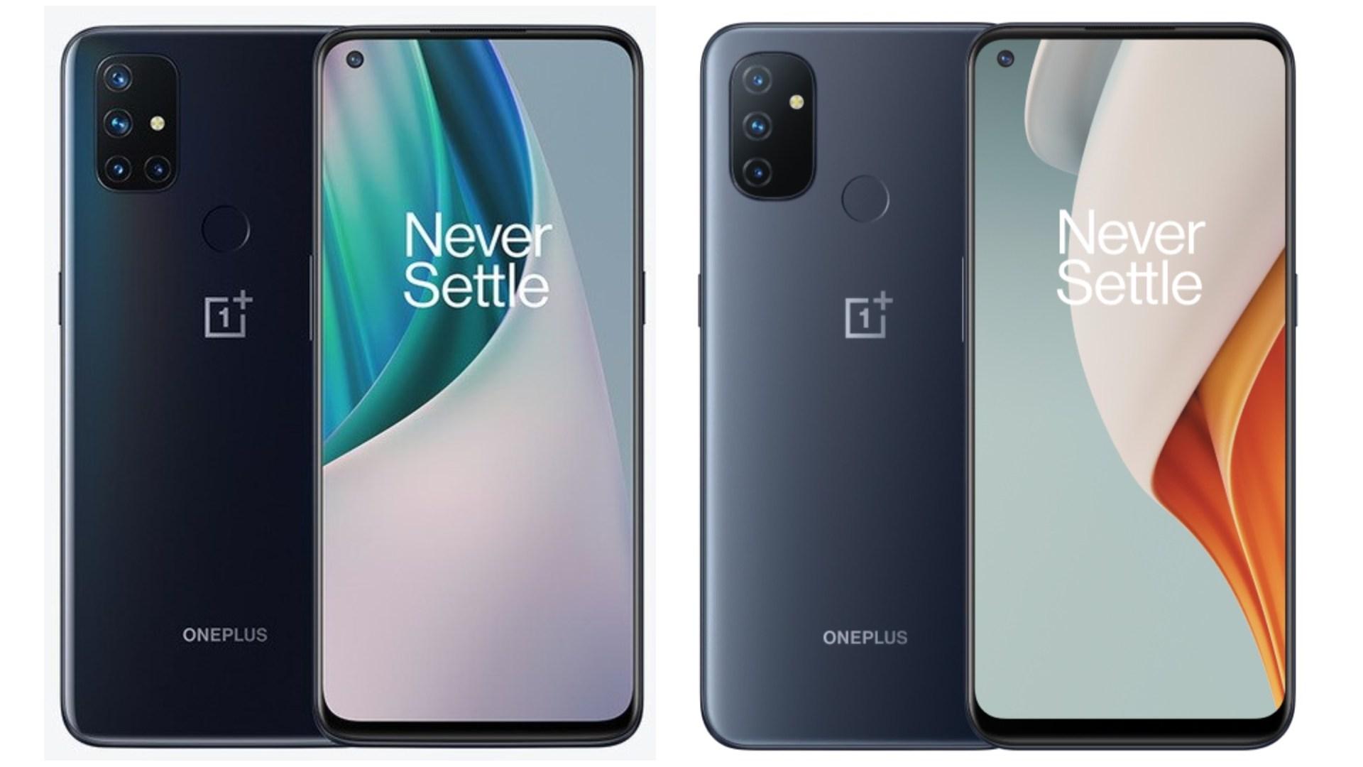 Smartphone, OnePlus, OnePlus N10, OnePlus N100