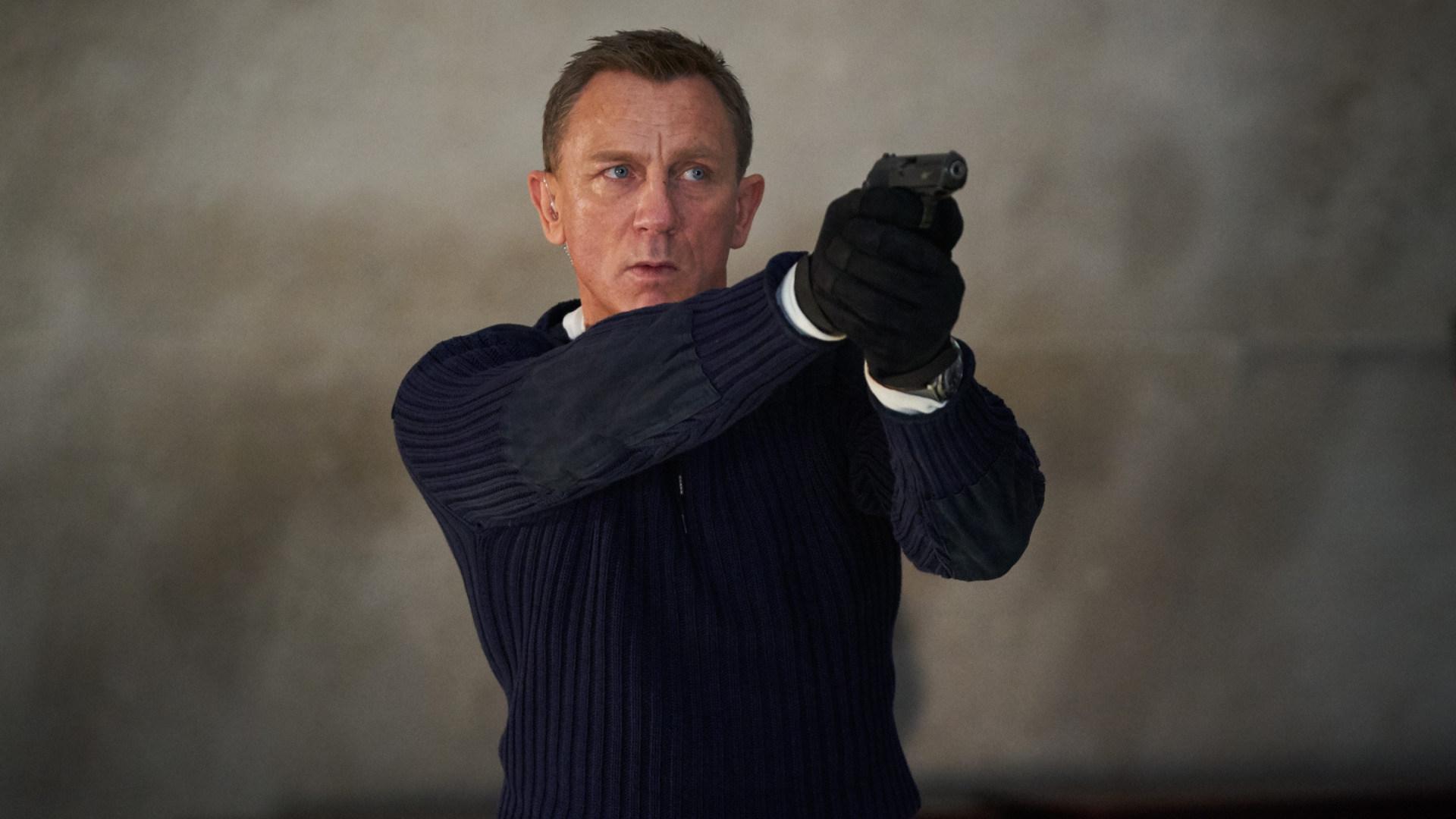 Kinofilm, James Bond, Keine Zeit zu sterben, No Time to Die, Actionfilm, Daniel Craig