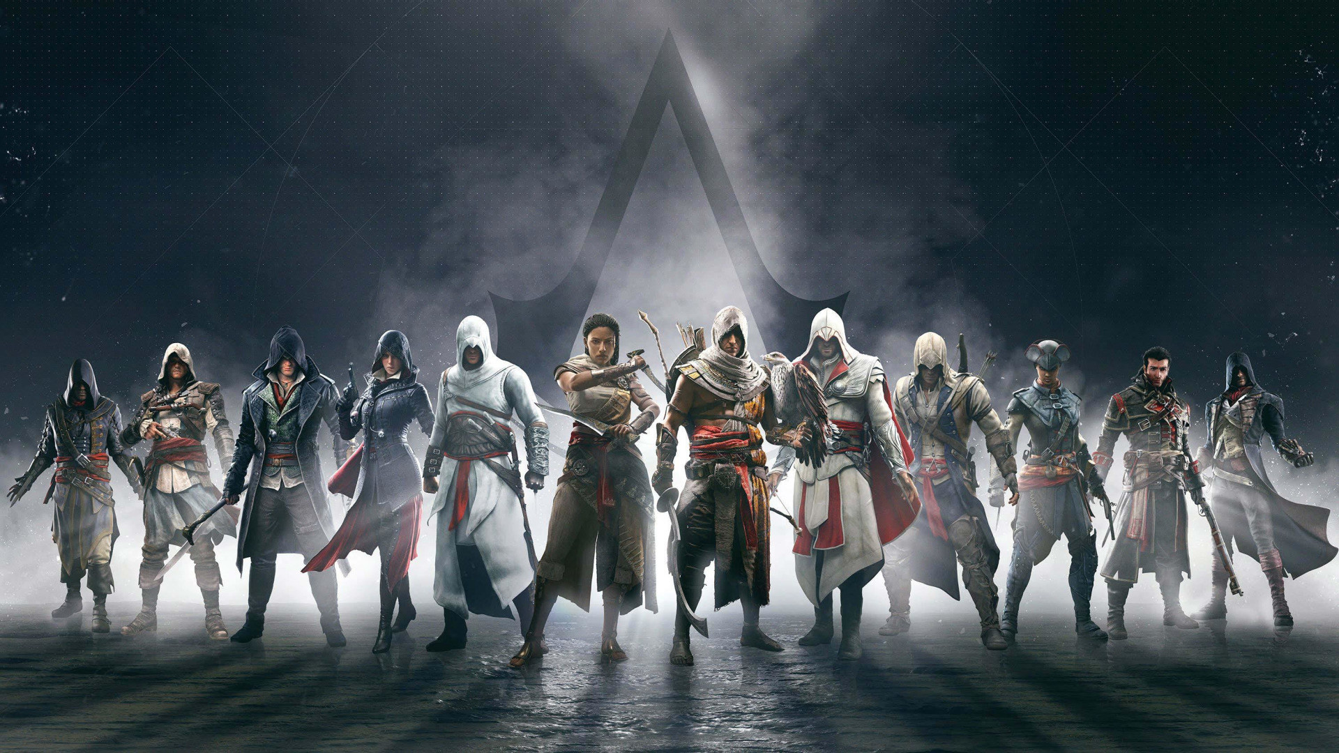 Ubisoft, Assassin's Creed, Assassins Creed