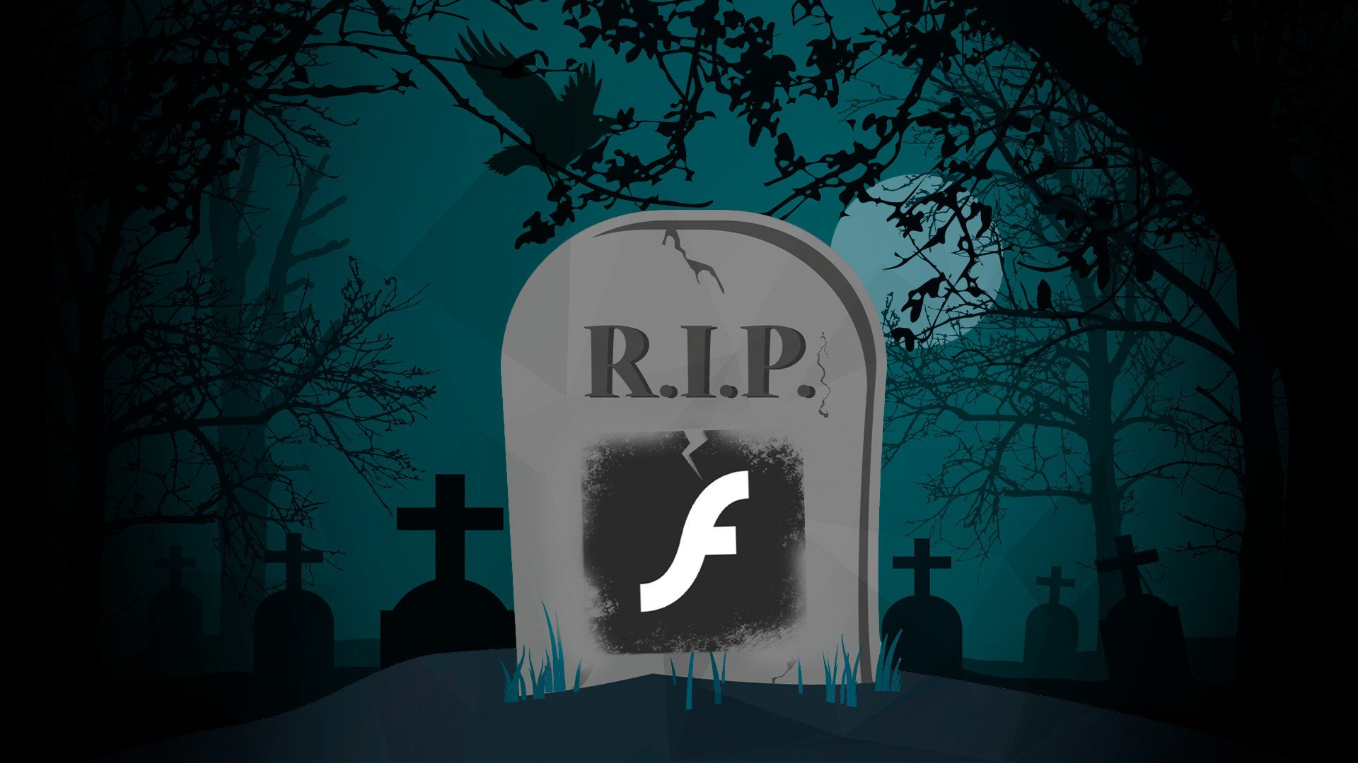Flash, Adobe, Flash Player, Support-Ende, ende, Supportende, Tod, Adobe Flash, tot, Adobe Flash Player, RIP, Flash Ende, Falsh ist tot